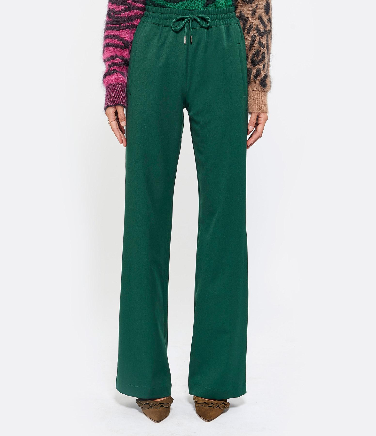 ESSENTIEL ANTWERP - Pantalon Thunderdome Vert