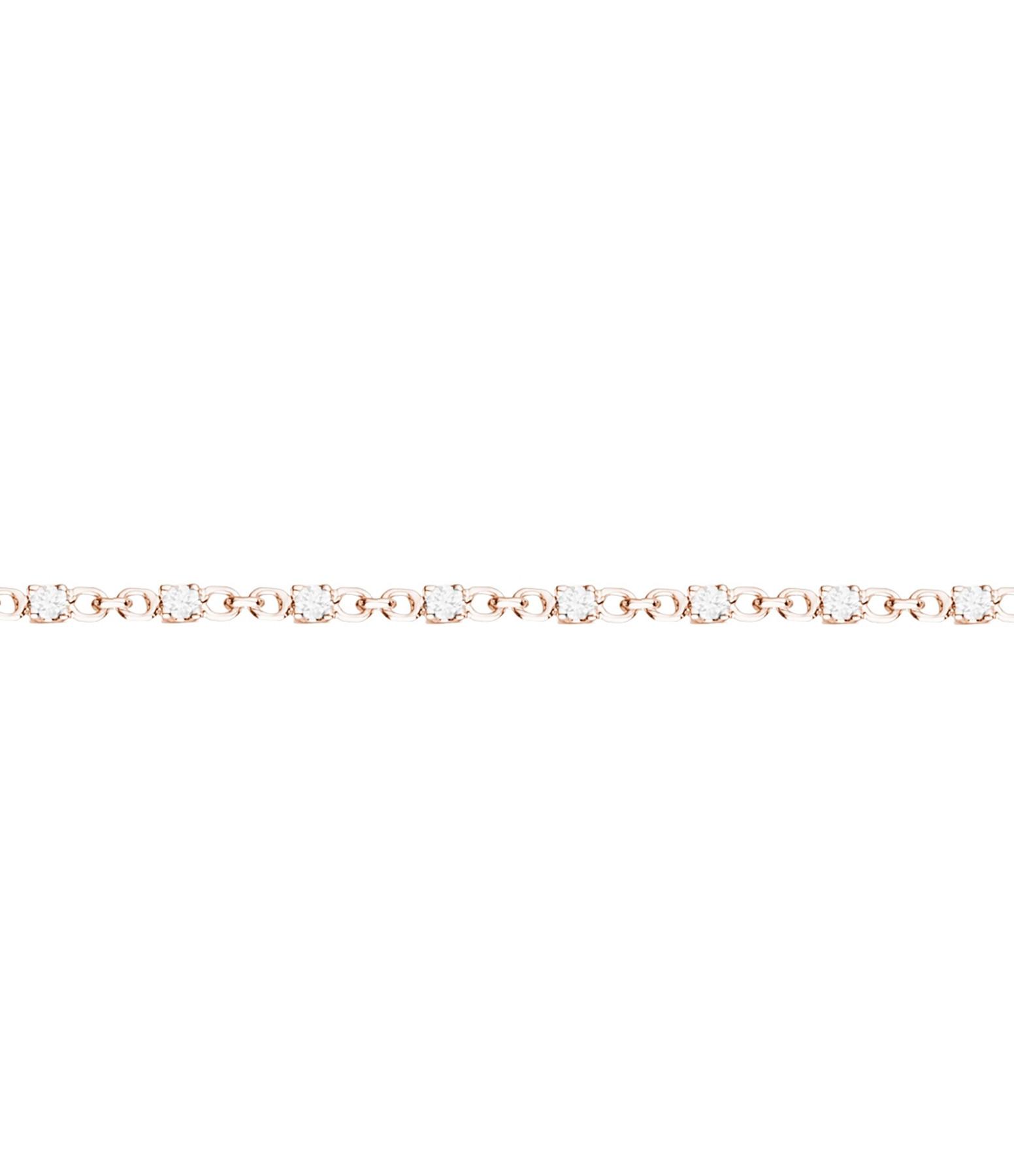 Bracelet Eternity Or Diamants - STONE