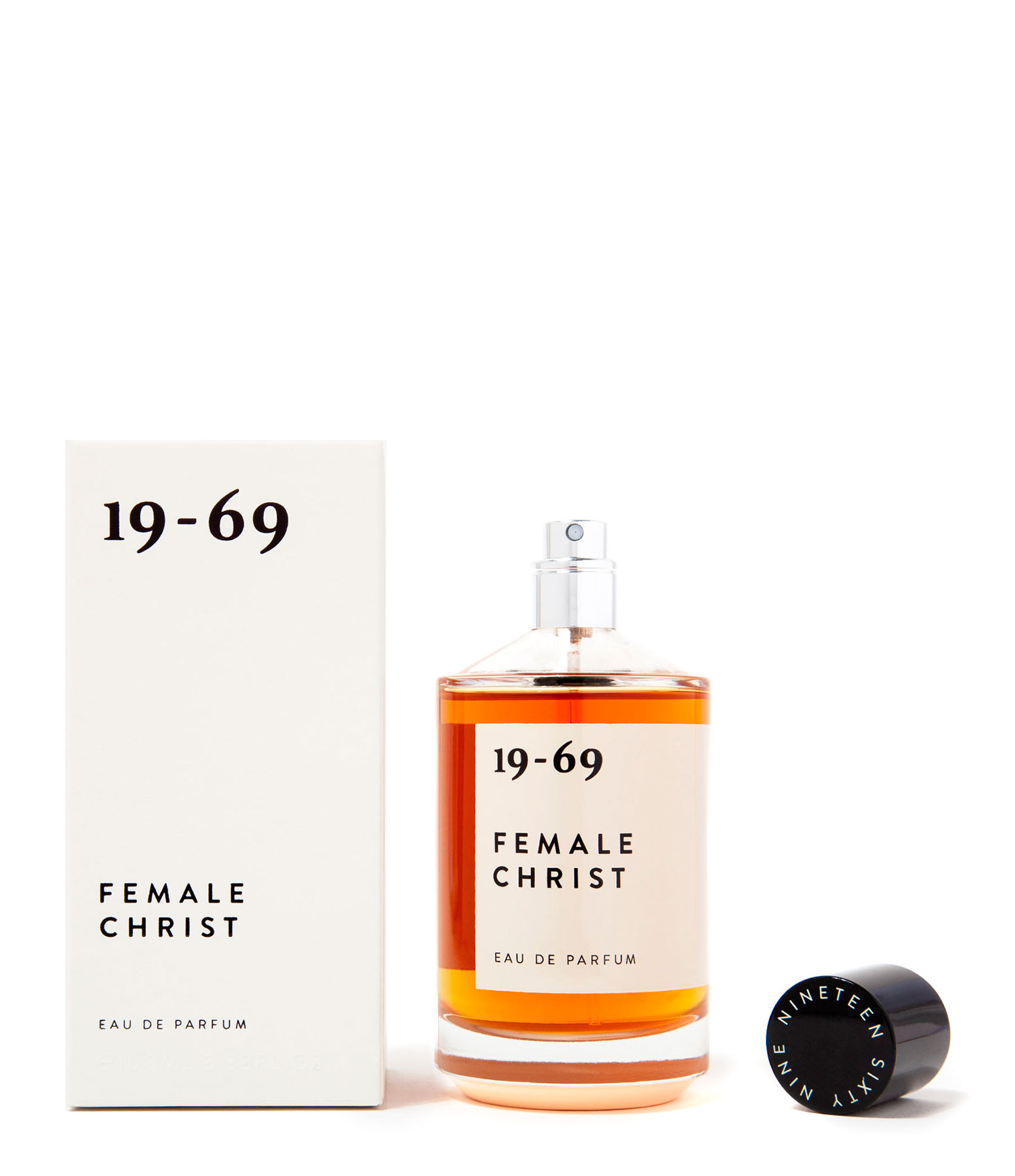 19-69 - Eau de Parfum Female Christ 100 ml