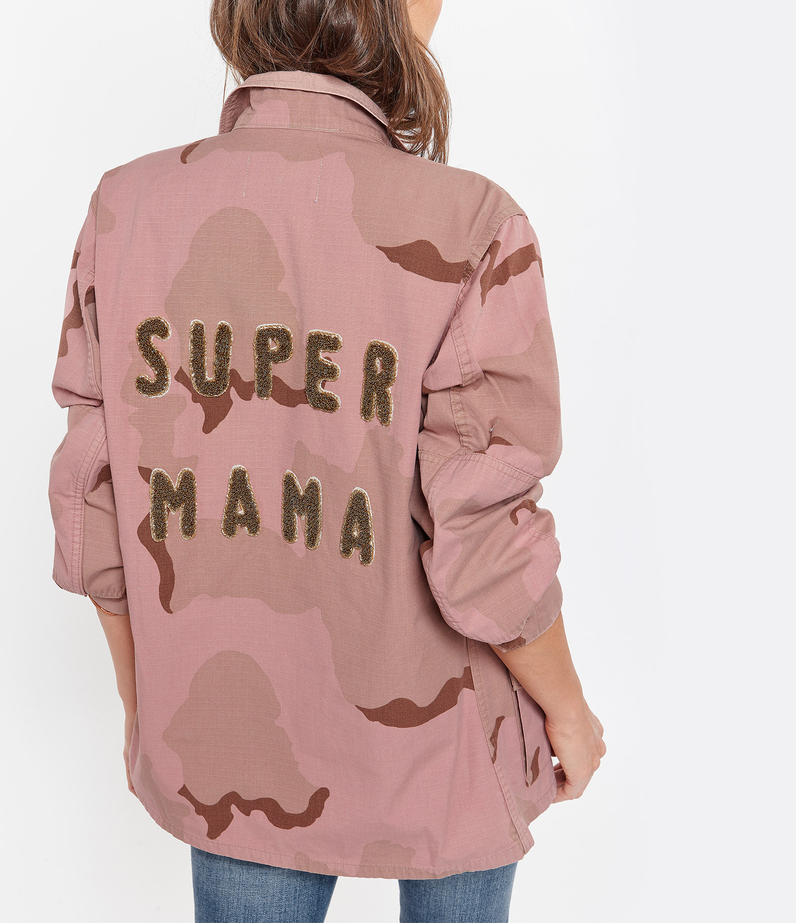 FORTE DEI MARMI COUTURE - Veste Super Mama Multicolore