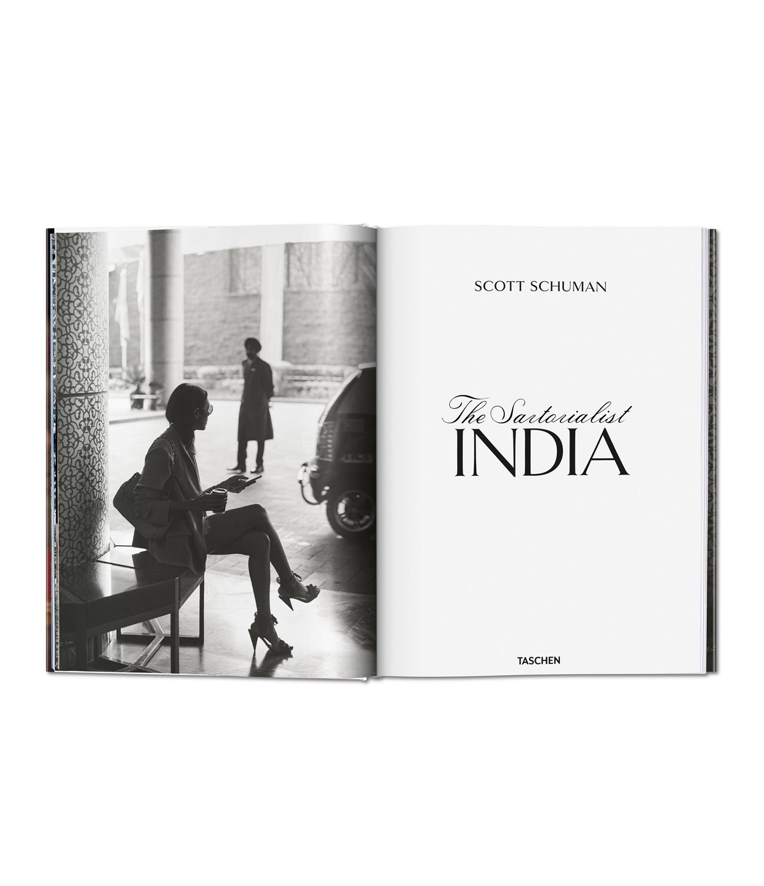 TASCHEN - Livre The Sartorialist, India