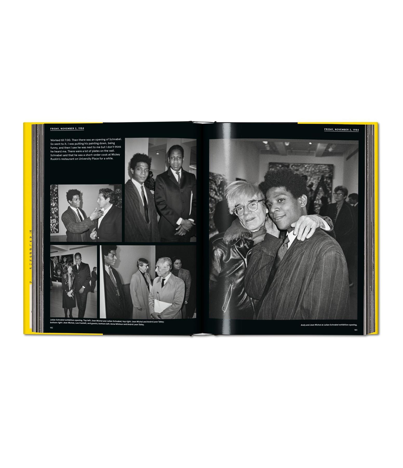 TASCHEN - Livre Warhol On Basquiat
