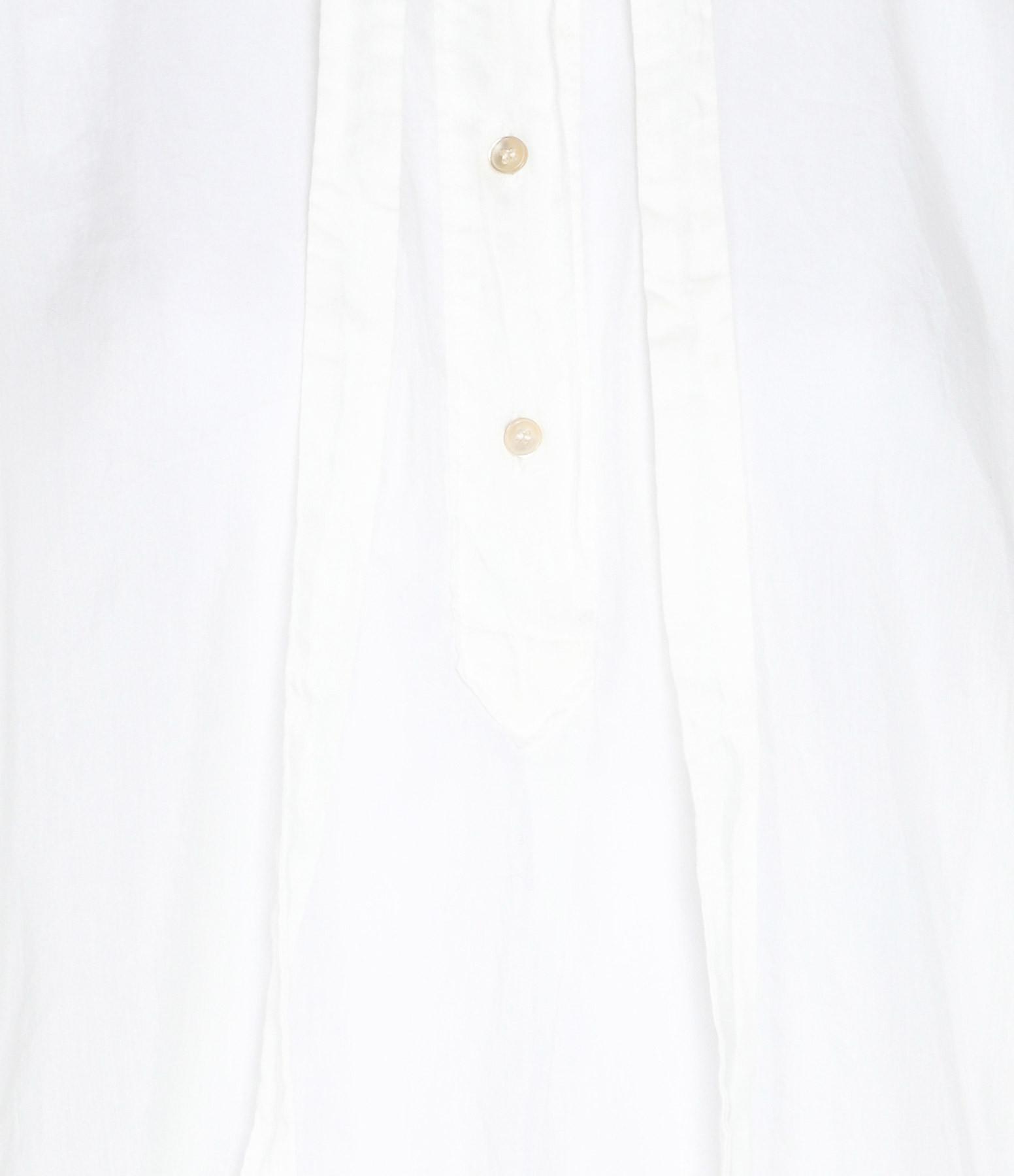 FORTE_FORTE - Blouse Ruban Voile Blanc Neige