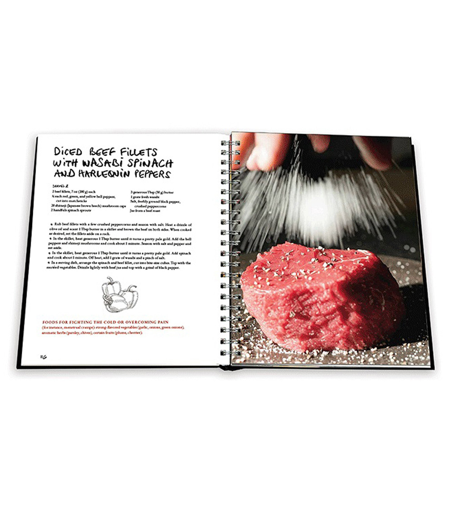 ASSOULINE - Livre Food & Life