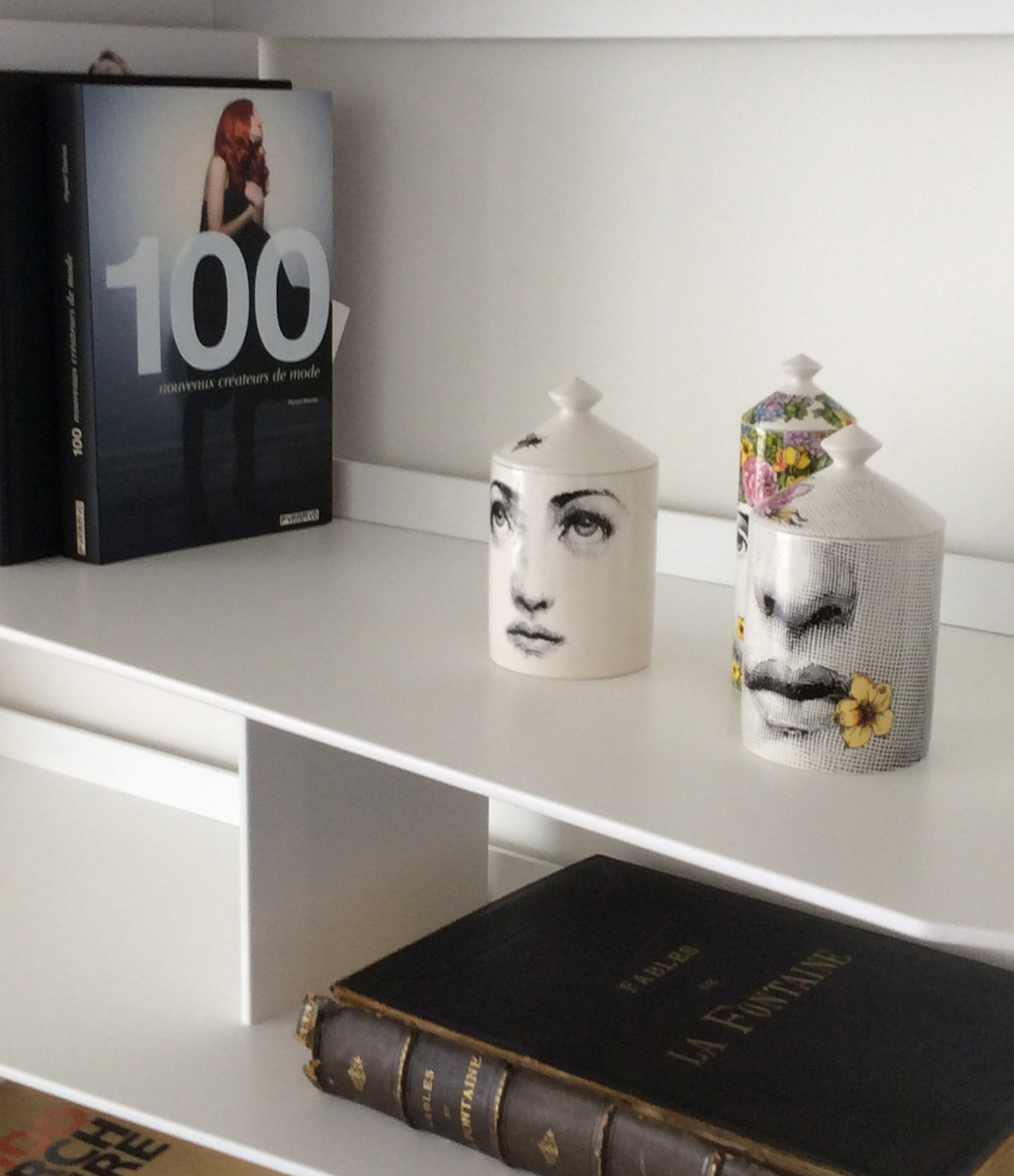 Bougie Parfumée 300g L'Ape - FORNASETTI
