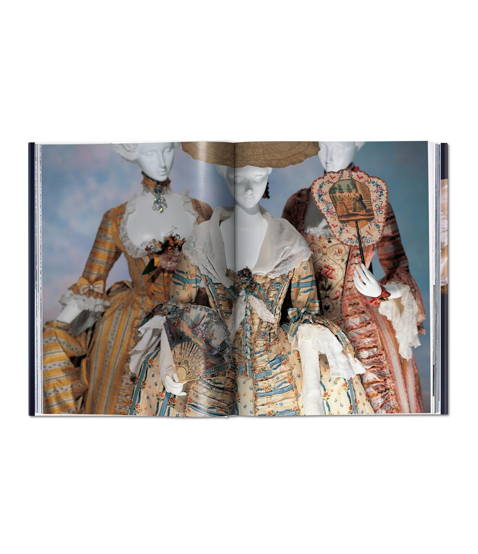 TASCHEN - Livre Histoire de la Mode du XVIIIe au XXe siècle