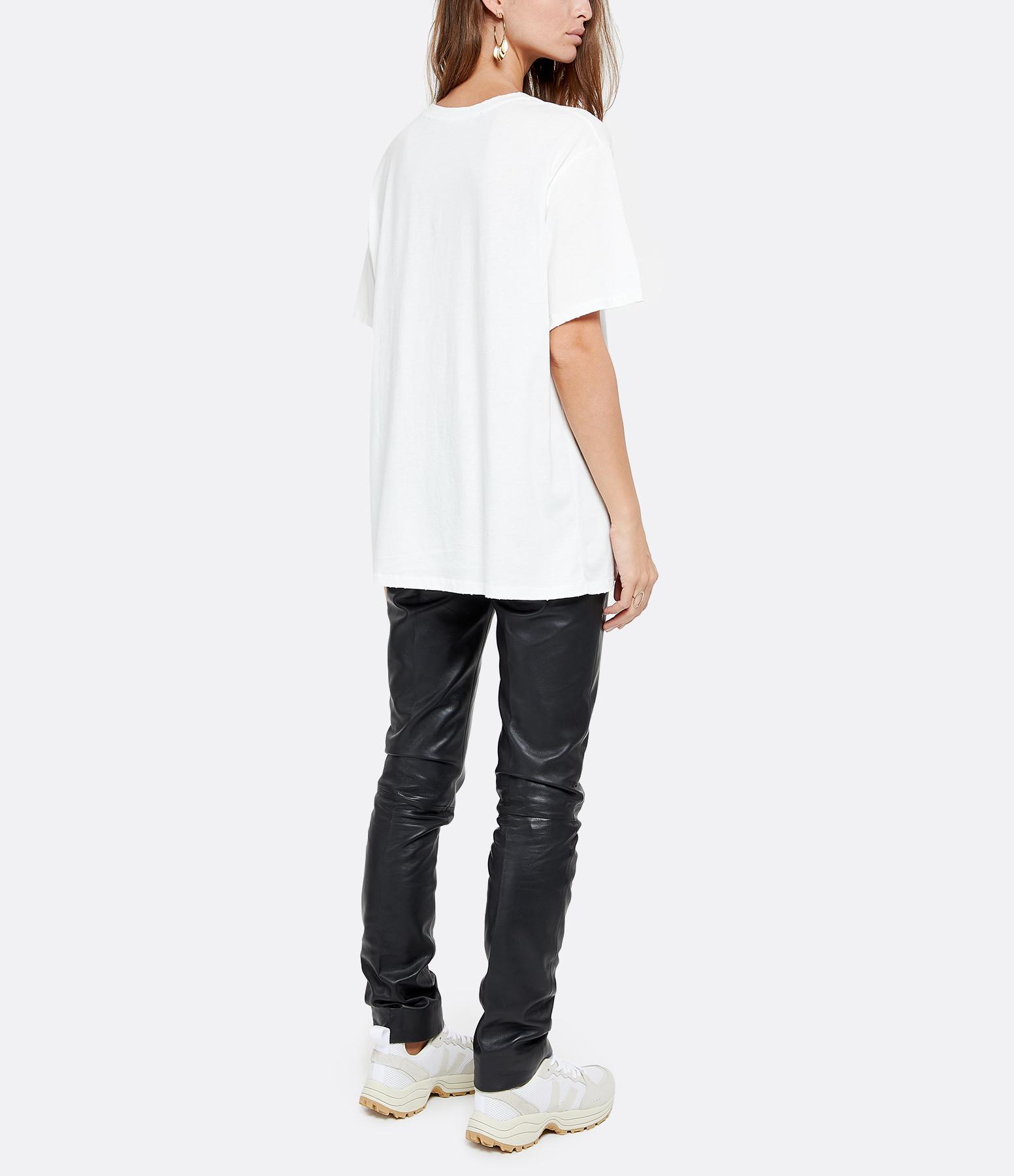 GARCONS INFIDELES - Tee-shirt University Blanc