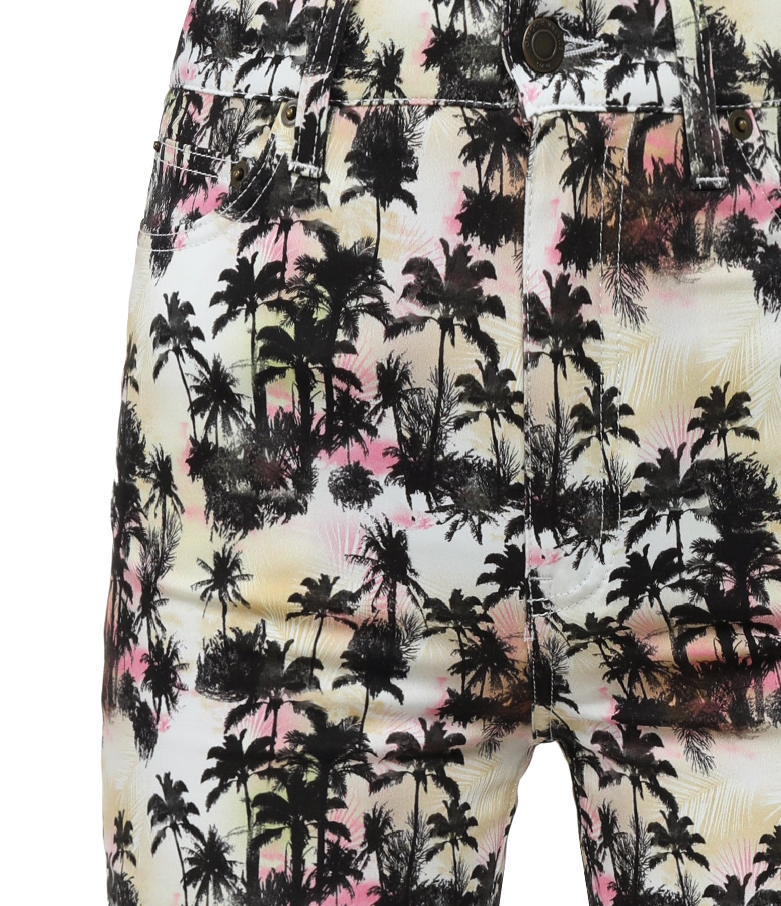 GARCONS INFIDELES - Pantalon California Mulitcolore