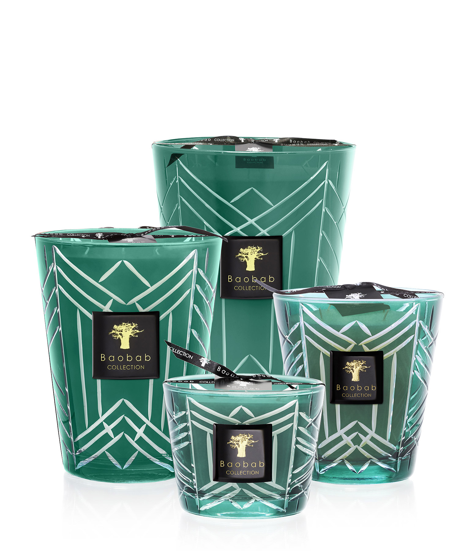 BAOBAB COLLECTION - Bougie Max 16 High Society Gatsby