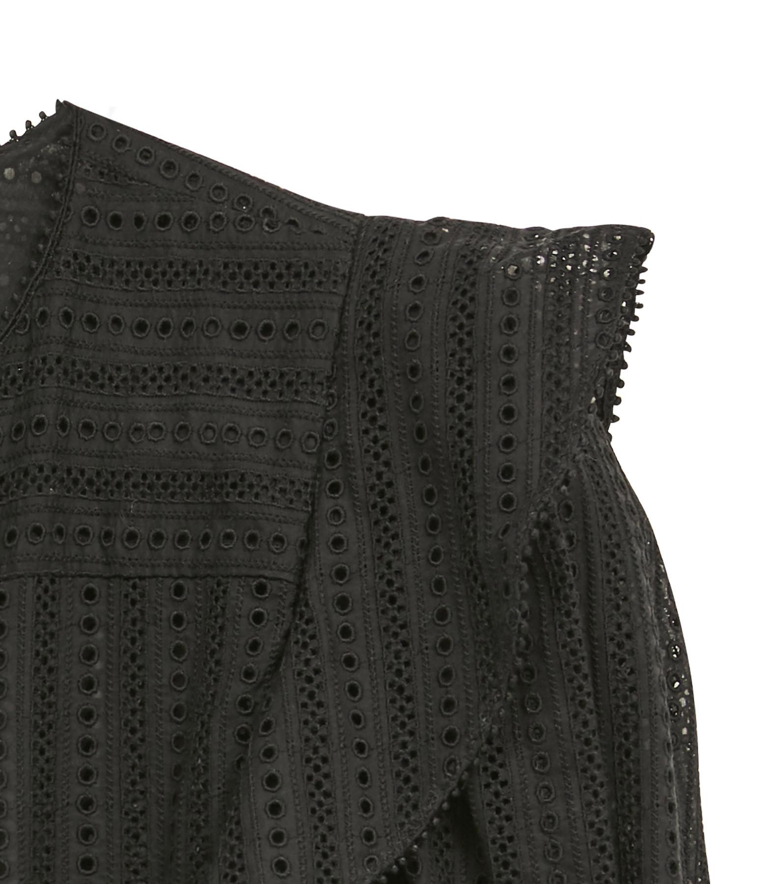 ISABEL MARANT - Blouse Getylia Noir