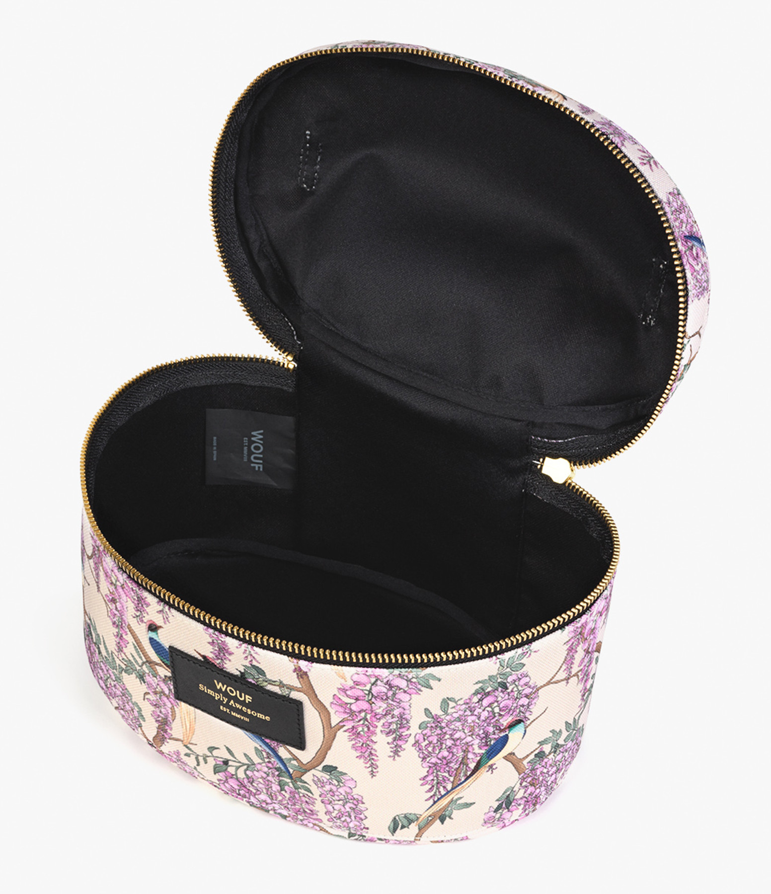 WOUF - Trousse XL Beauty Glycine