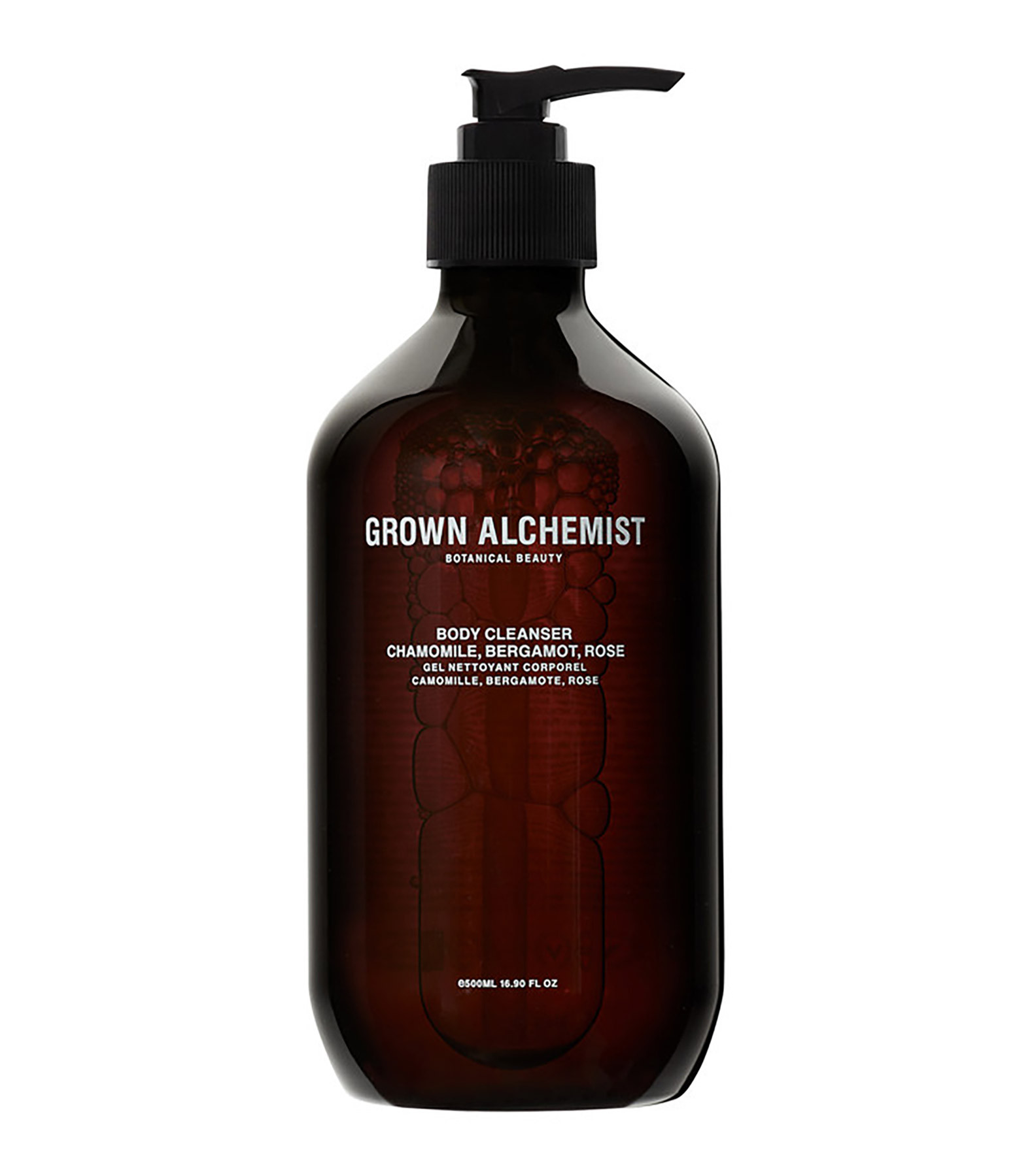 GROWN ALCHEMIST - Gel Nettoyant Corps 500 ml