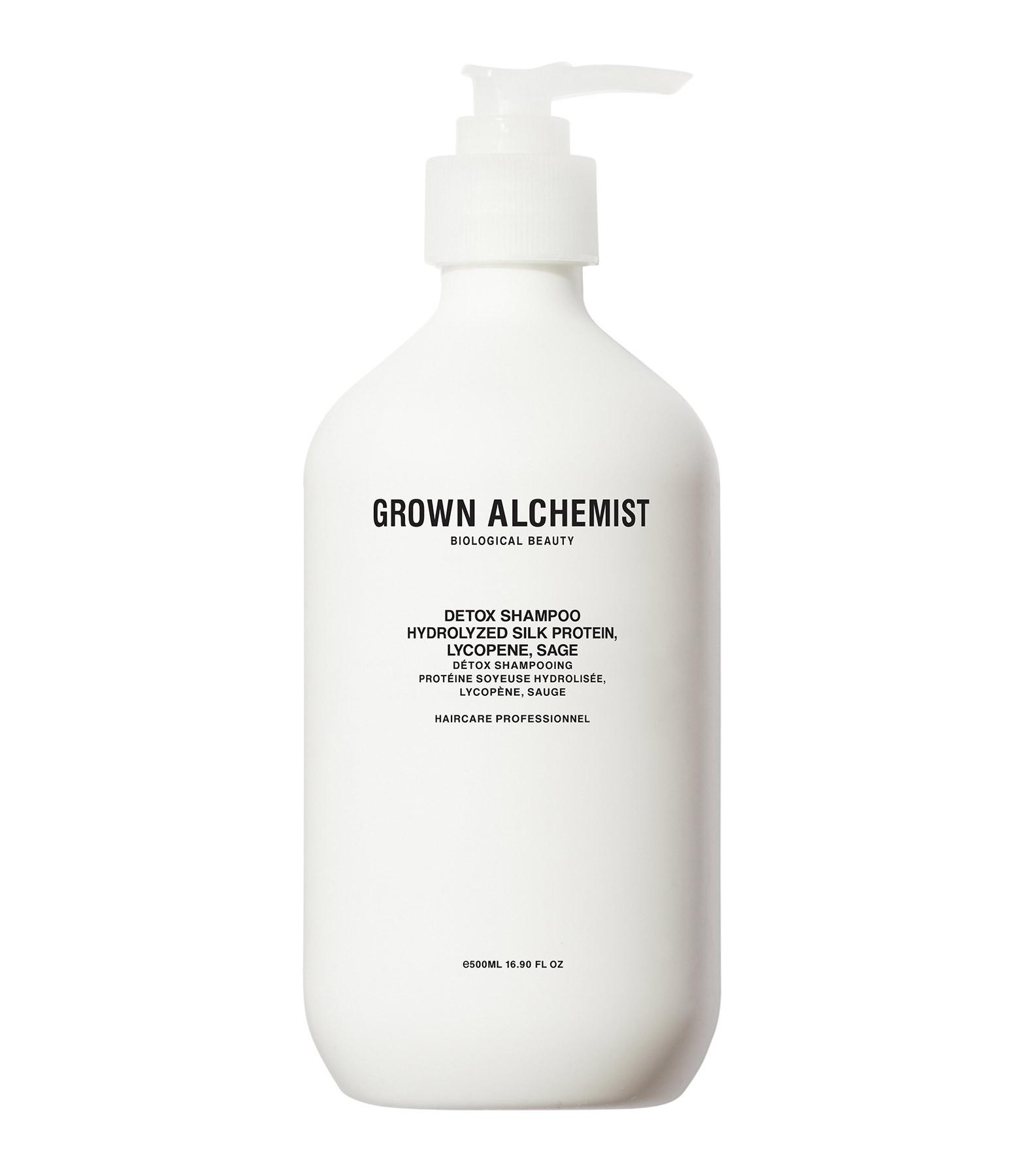 GROWN ALCHEMIST - Shampoing Détox 500 ml