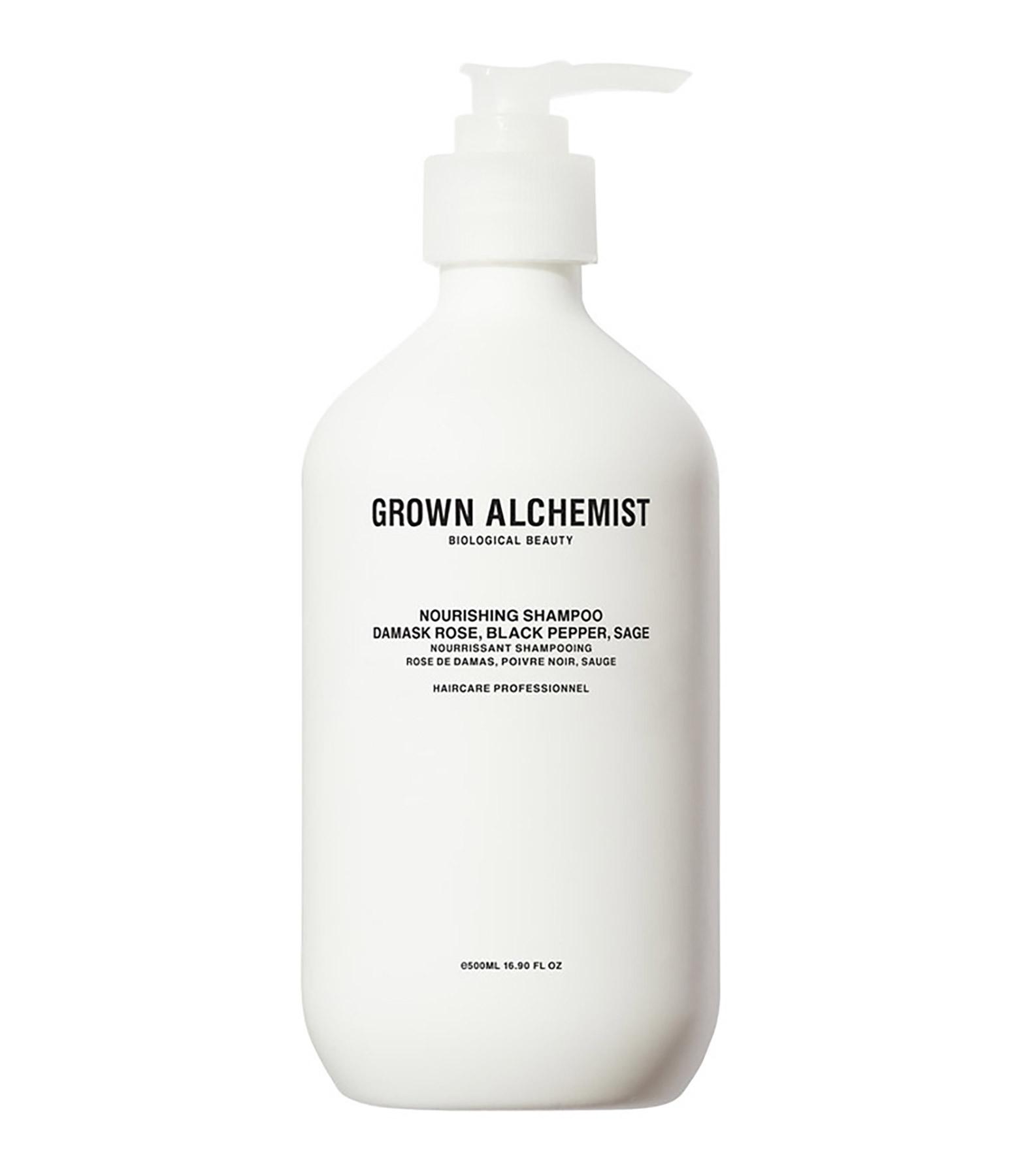 GROWN ALCHEMIST - Shampoing Nourrissant 500 ml
