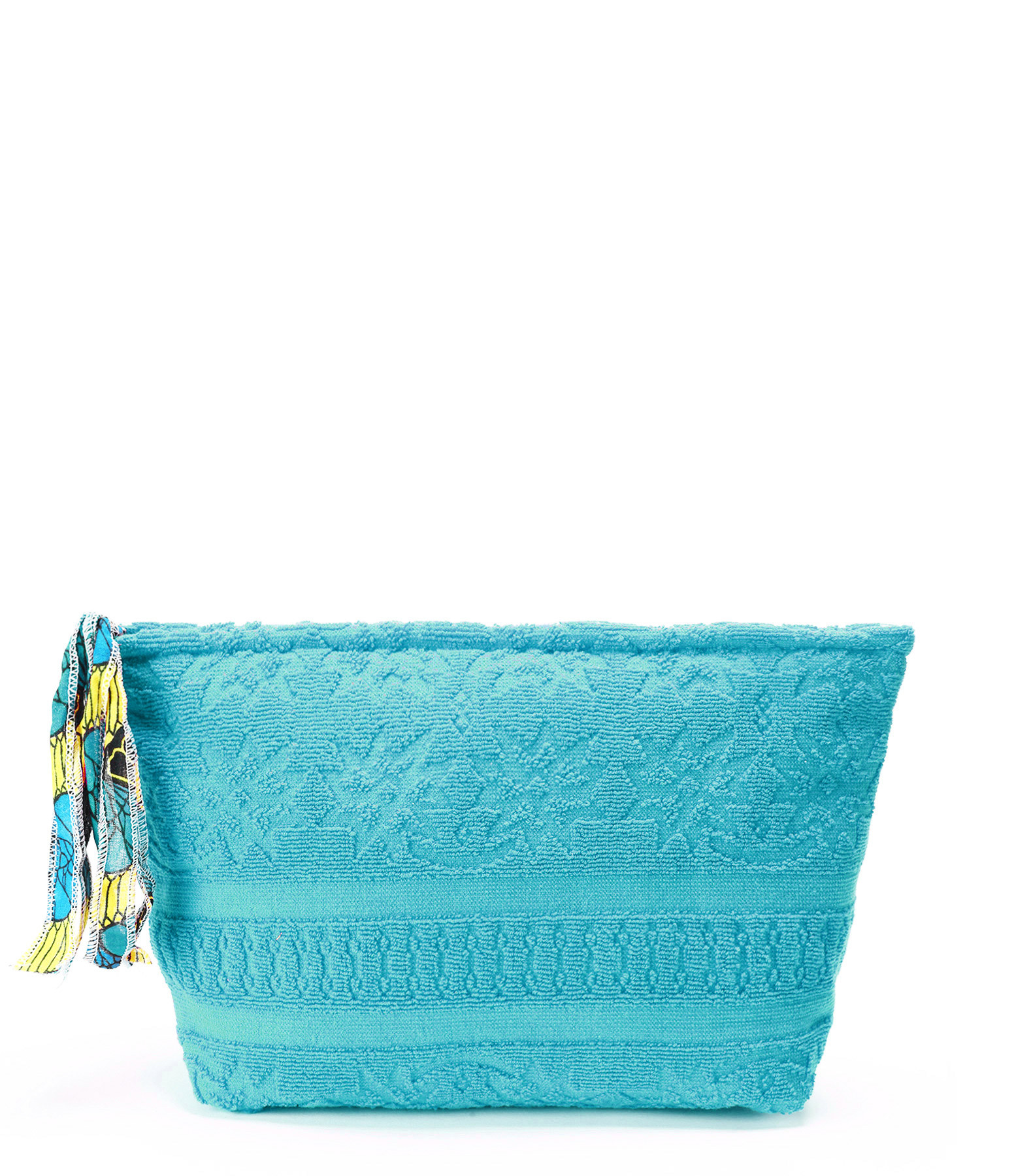 LALLA - Grande Trousse Walakin Éponge Turquoise
