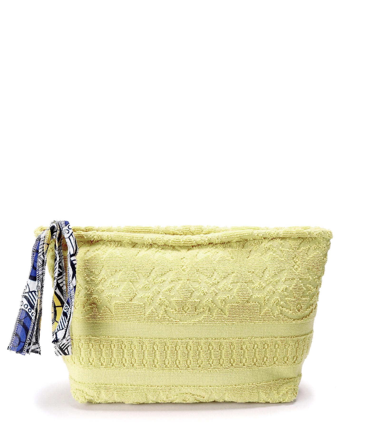 LALLA - Grande Trousse Walakin Éponge Citron