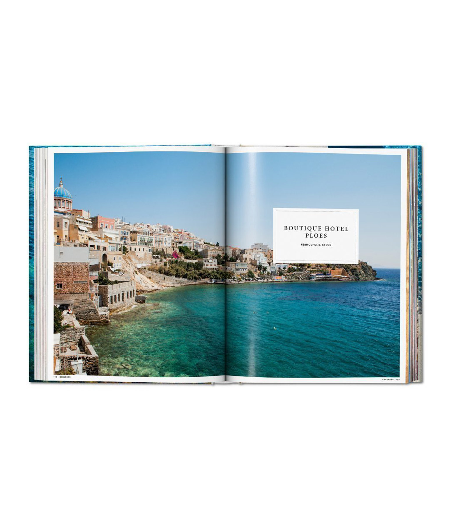 TASCHEN - Livre Great Escapes : Greece, The Hotel Book