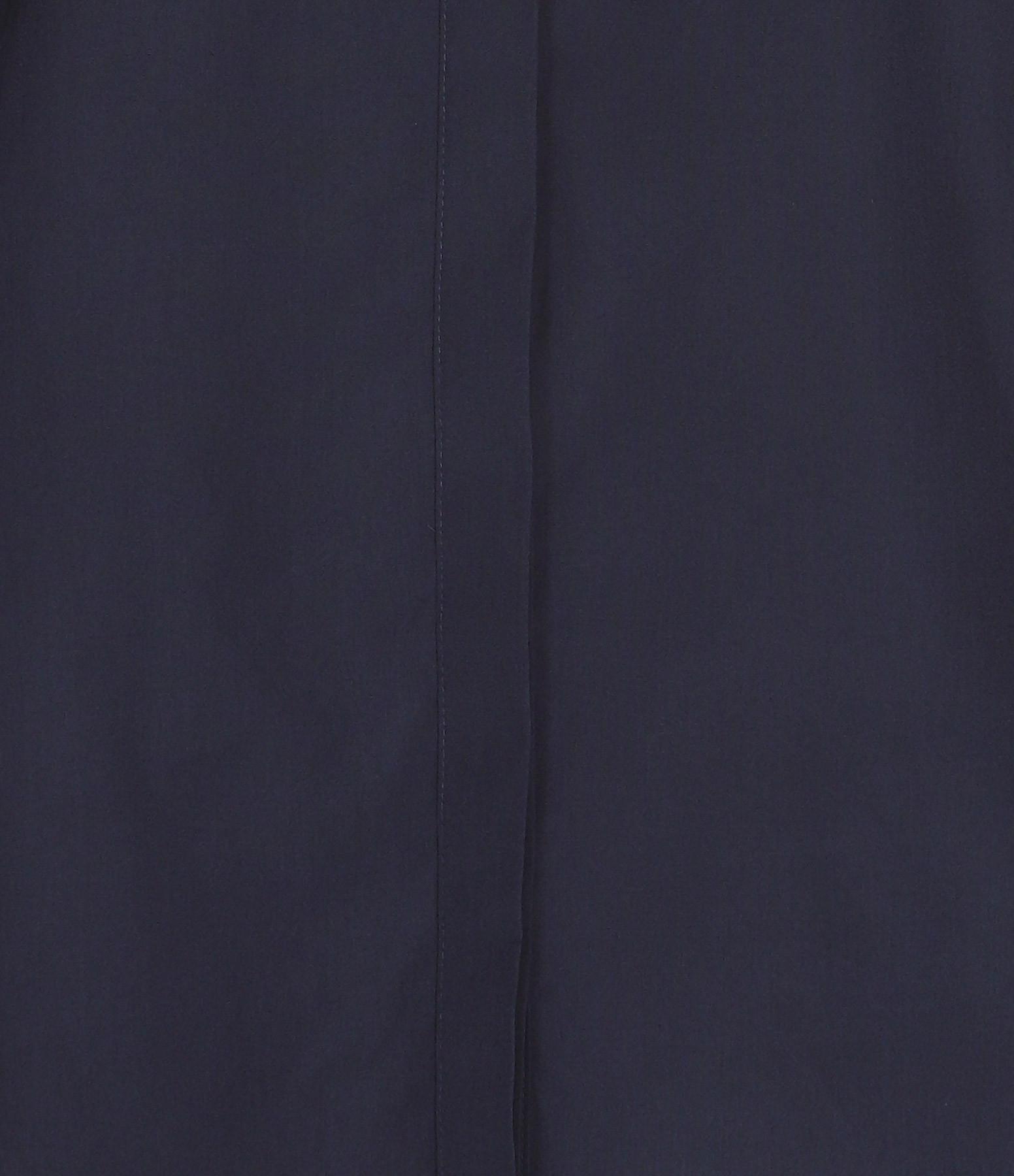 HANA SAN - Chemise Ema Bleu Nuit