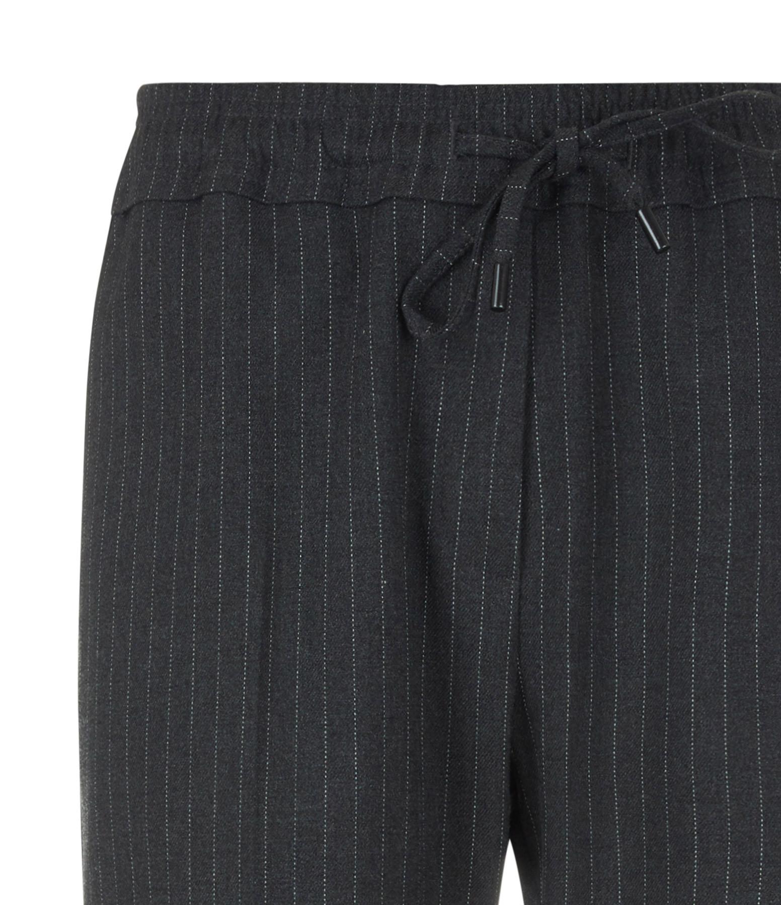 HANA SAN - Pantalon Karop Carbone