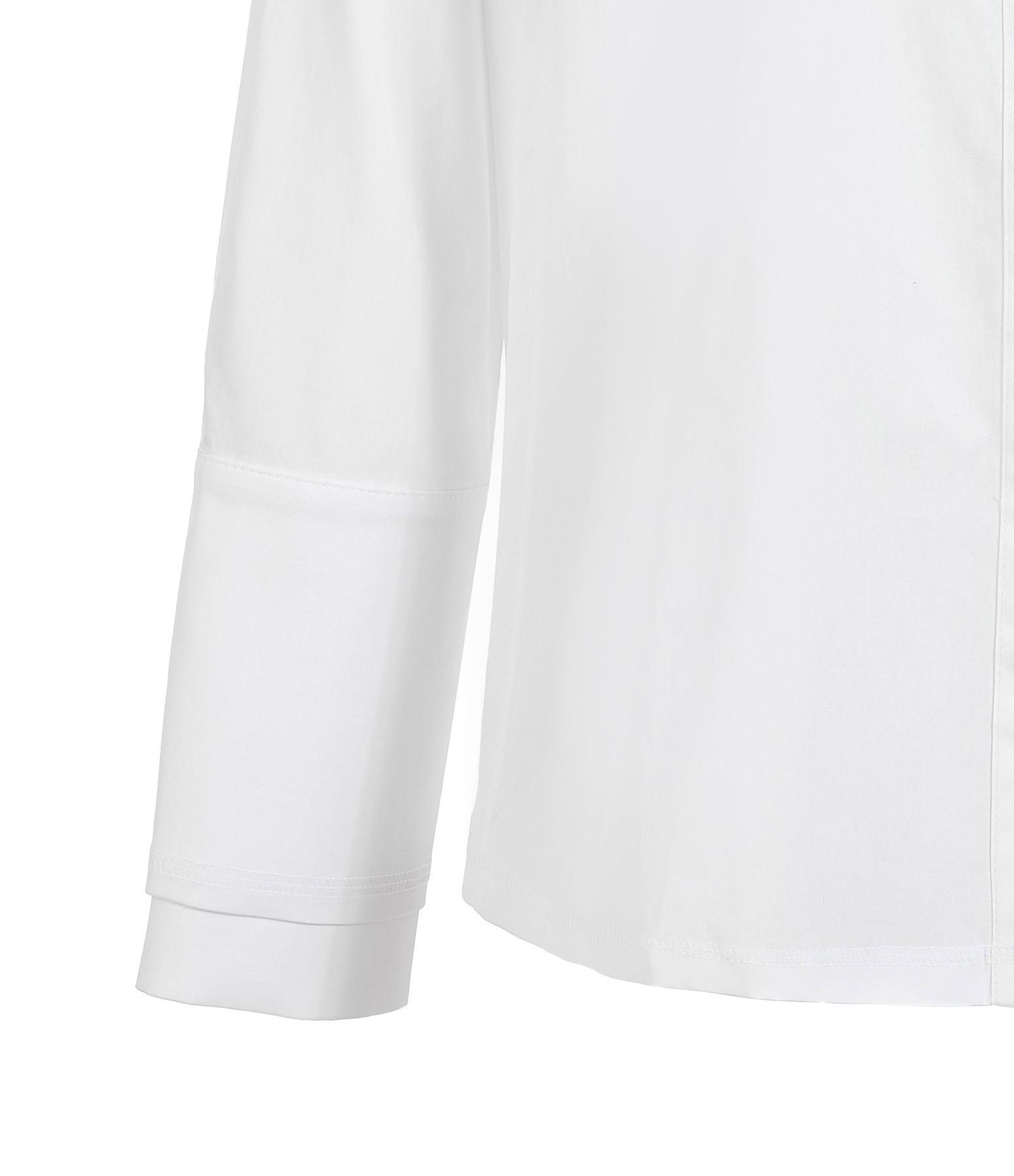 HANA SAN - Chemise Noyan Blanc Optique