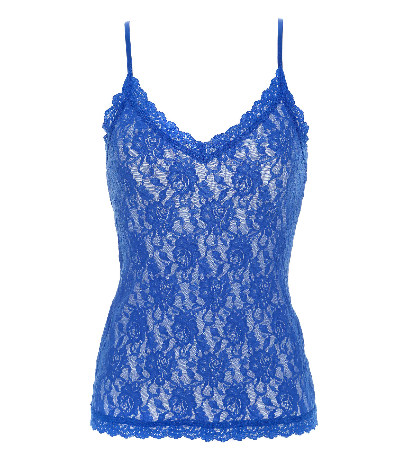 HANKY PANKY - Top V Neck Cami Atlantis