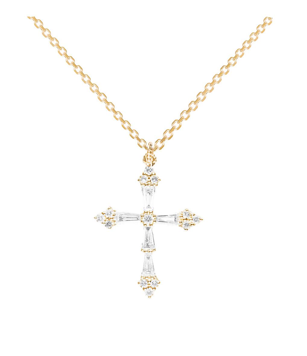 STONE PARIS - Collier Heaven Or Diamants