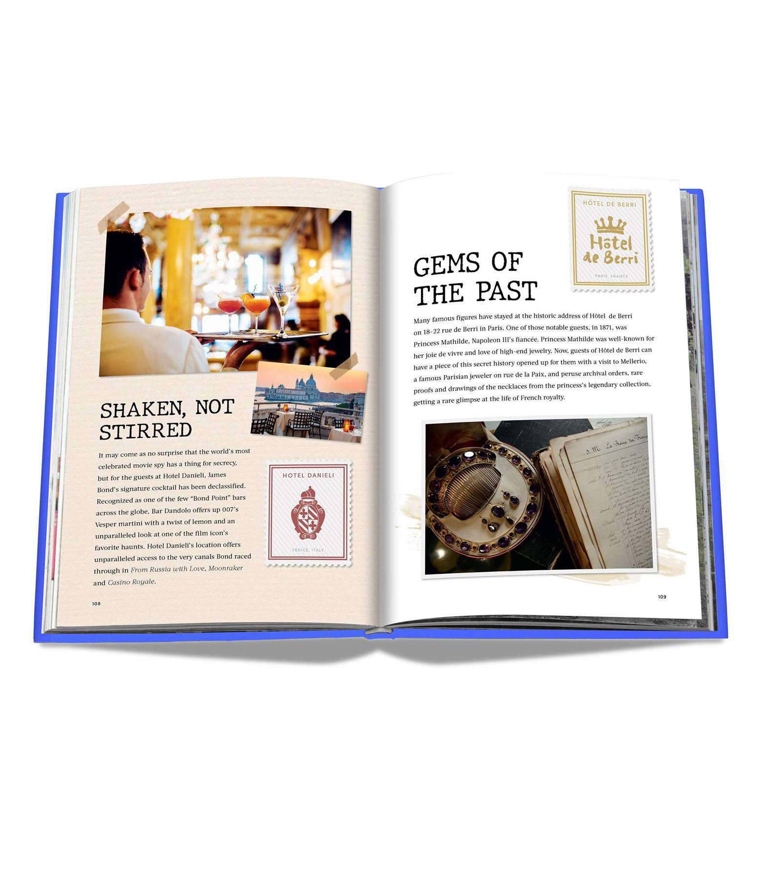 ASSOULINE - Livre The Luxury Collection : Hotel Secrets