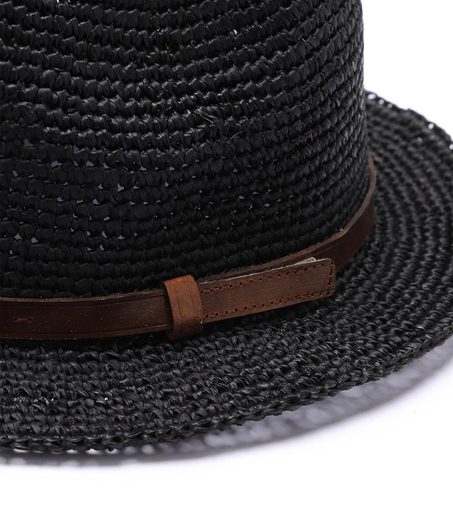 IBELIV - Chapeau Lubeman Noir