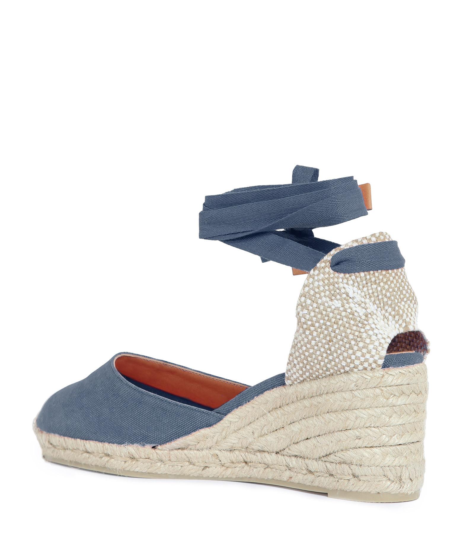 CASTAÑER - Sandales Carina Bleu Jean