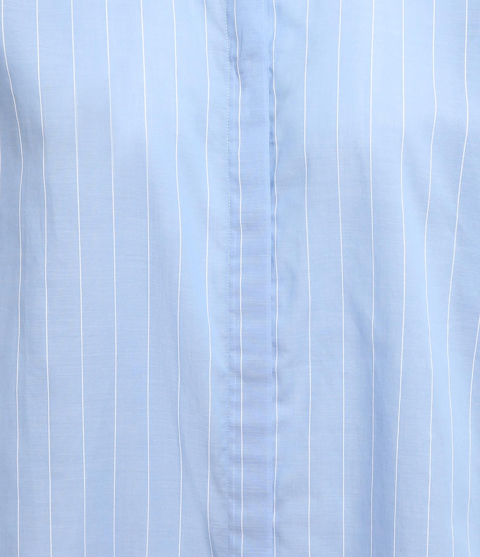 HANA SAN - Chemise Idori Bleu