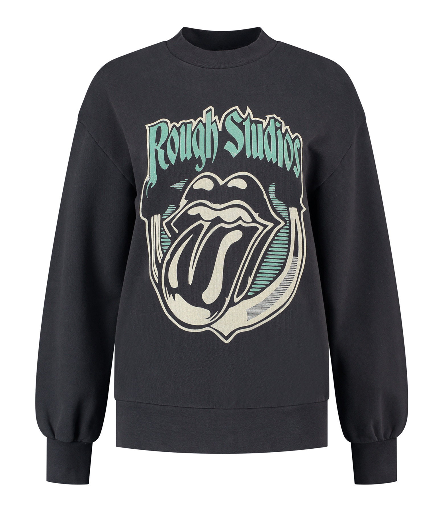 ROUGH STUDIOS - Sweatshirt Iman Coton Gris