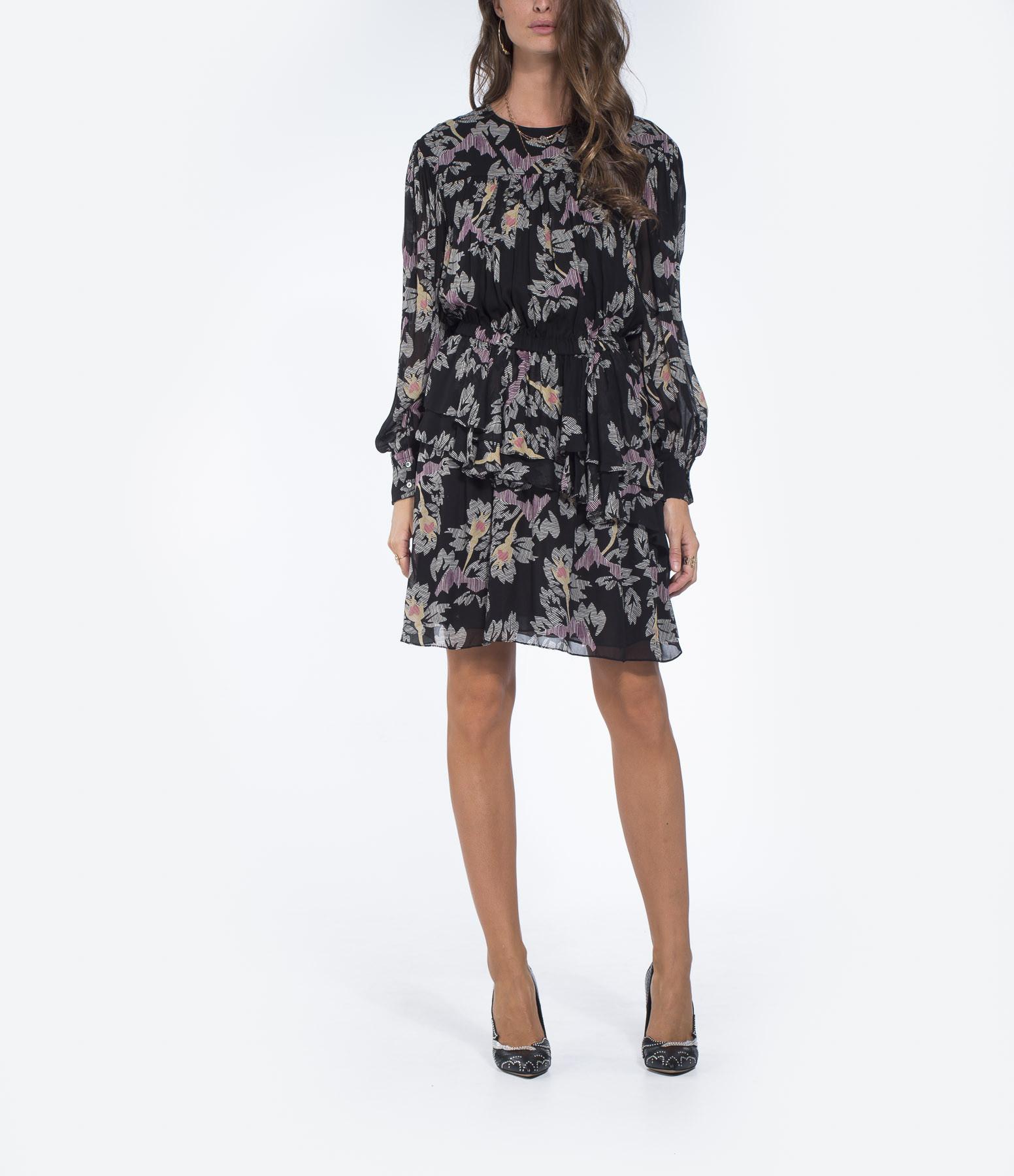 Isabel Marant Etoile Robe Java Noir