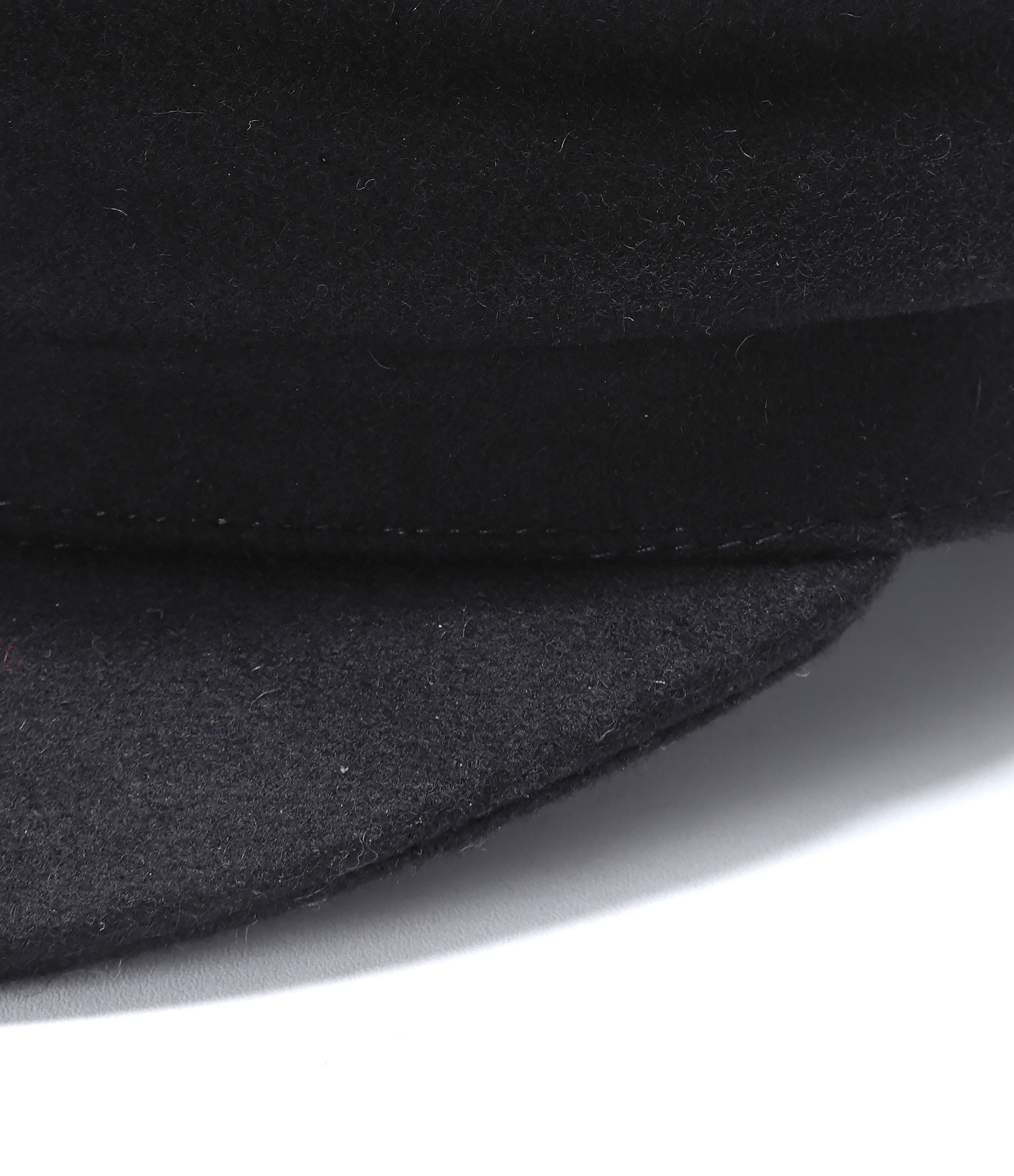 ISABEL MARANT ETOILE - Casquette Evie Laine Cachemire Noir