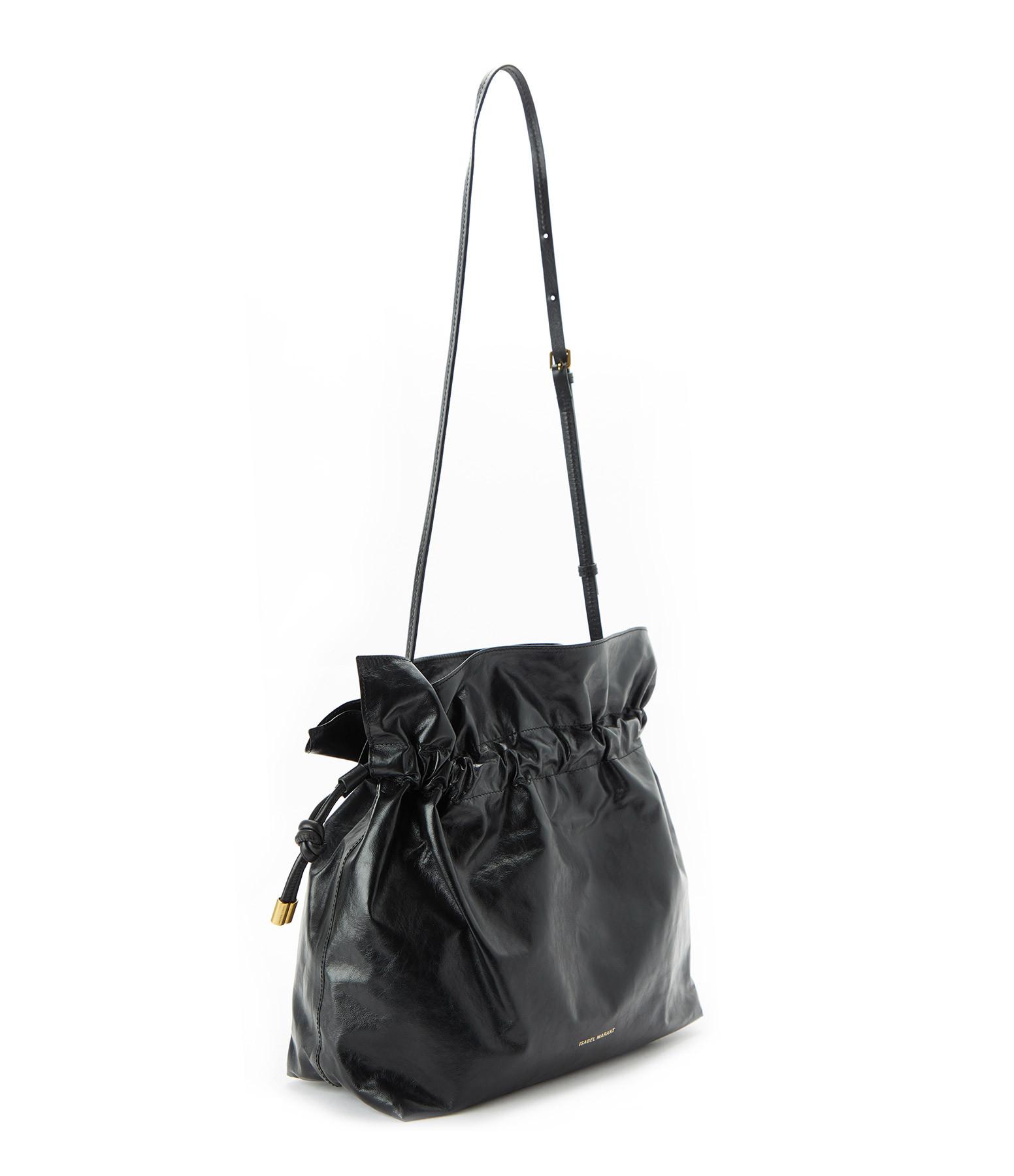ISABEL MARANT - Bandoulière Ailey Noir