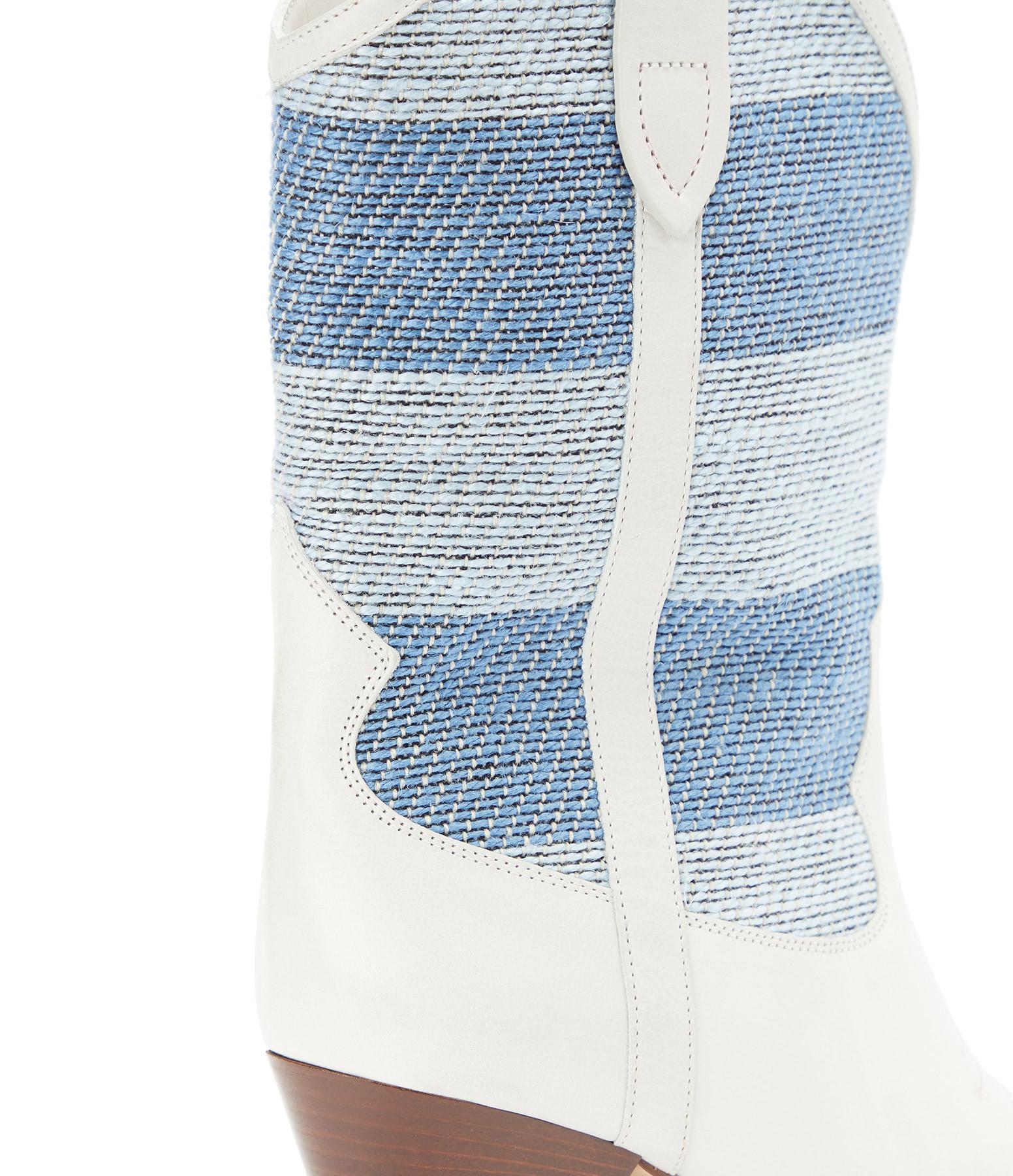 ISABEL MARANT - Bottes Luliette Bleu