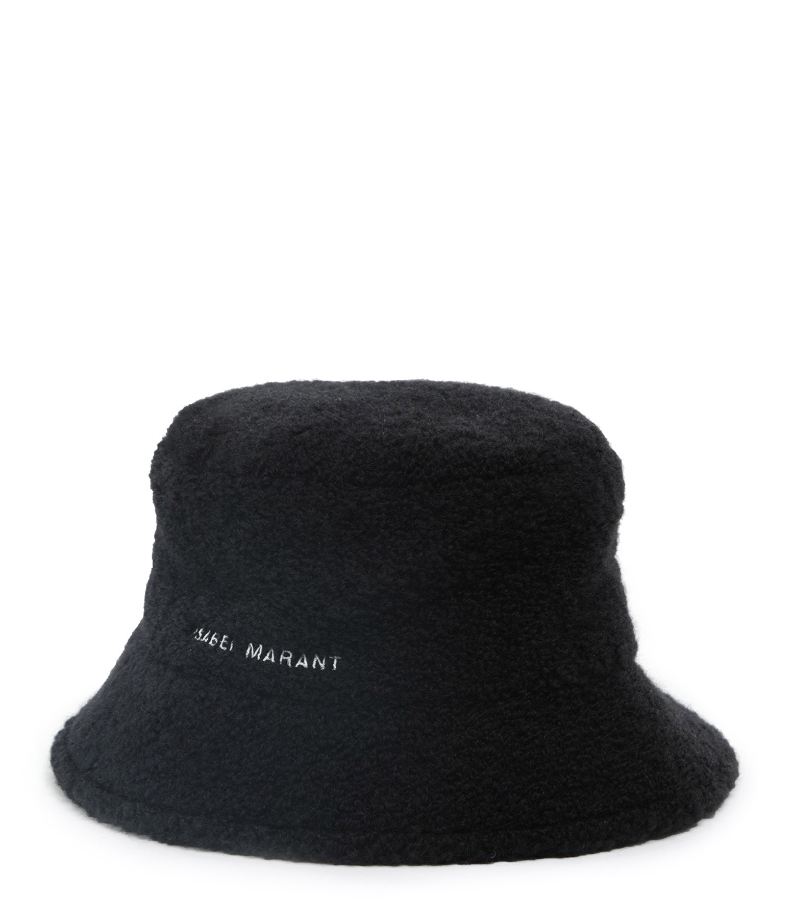ISABEL MARANT - Chapeau Denji Alpaga Noir