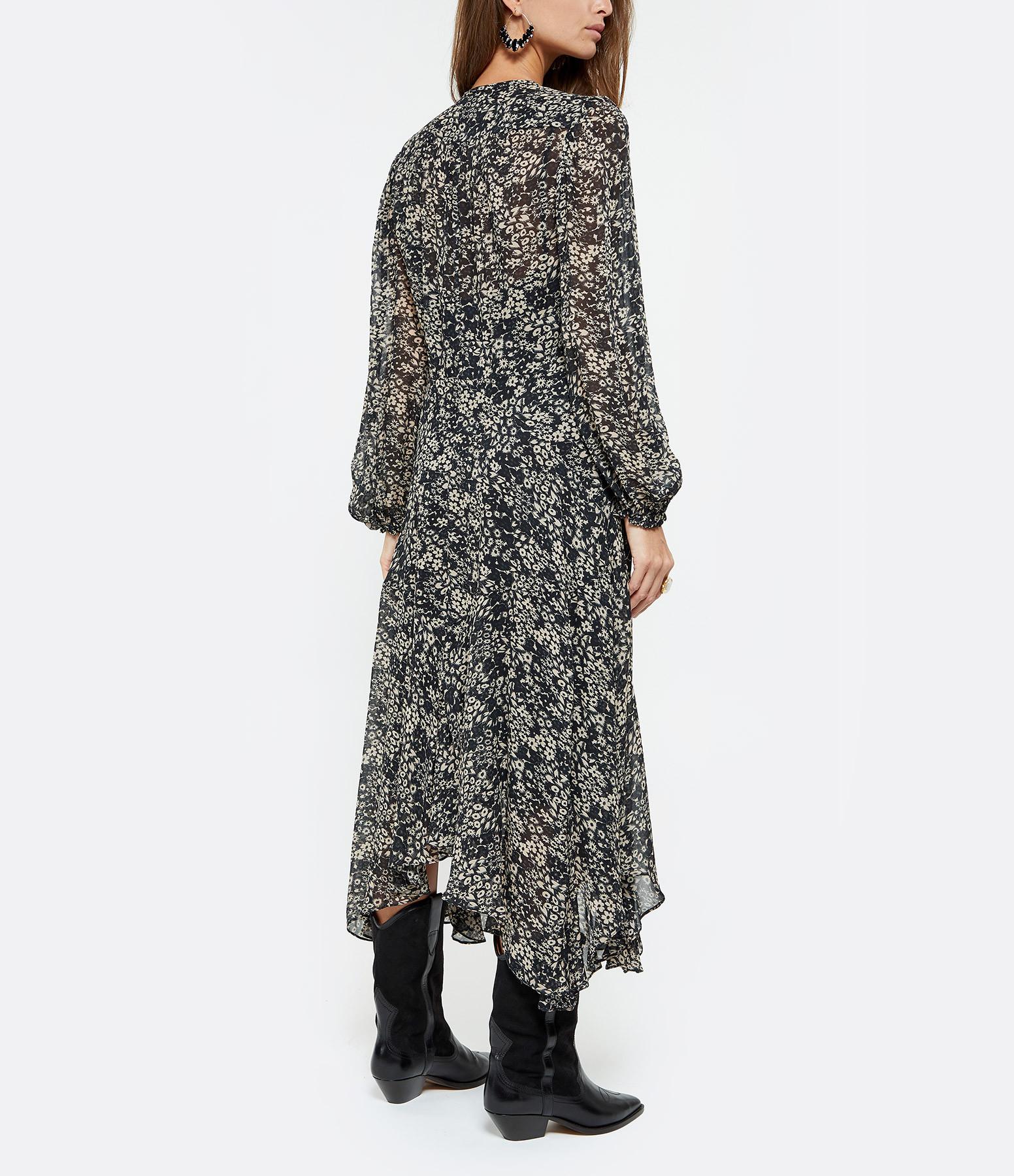 ISABEL MARANT ÉTOILE - Robe Lizete Noir