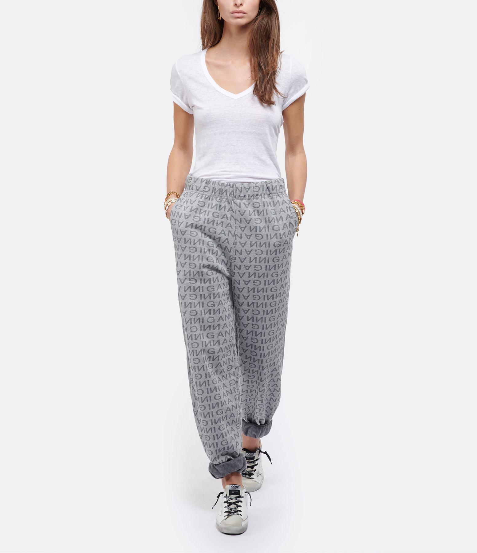 ISABEL MARANT ÉTOILE - Tee-shirt Kranger Lin Blanc