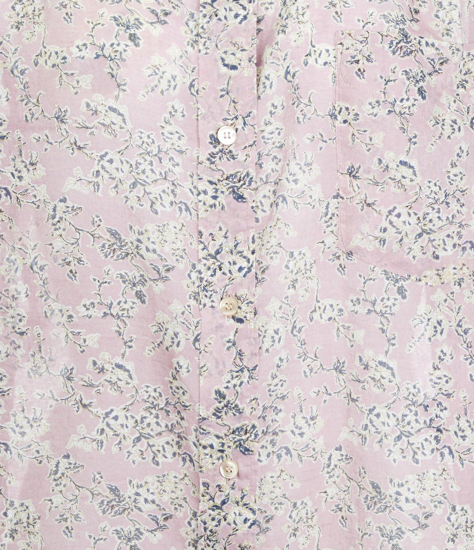 ISABEL MARANT ÉTOILE - Chemise Mexika Coton Rose