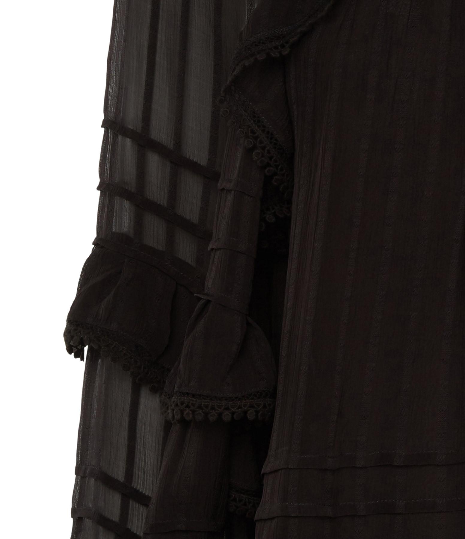 ISABEL MARANT ÉTOILE - Blouse Jayden Noir