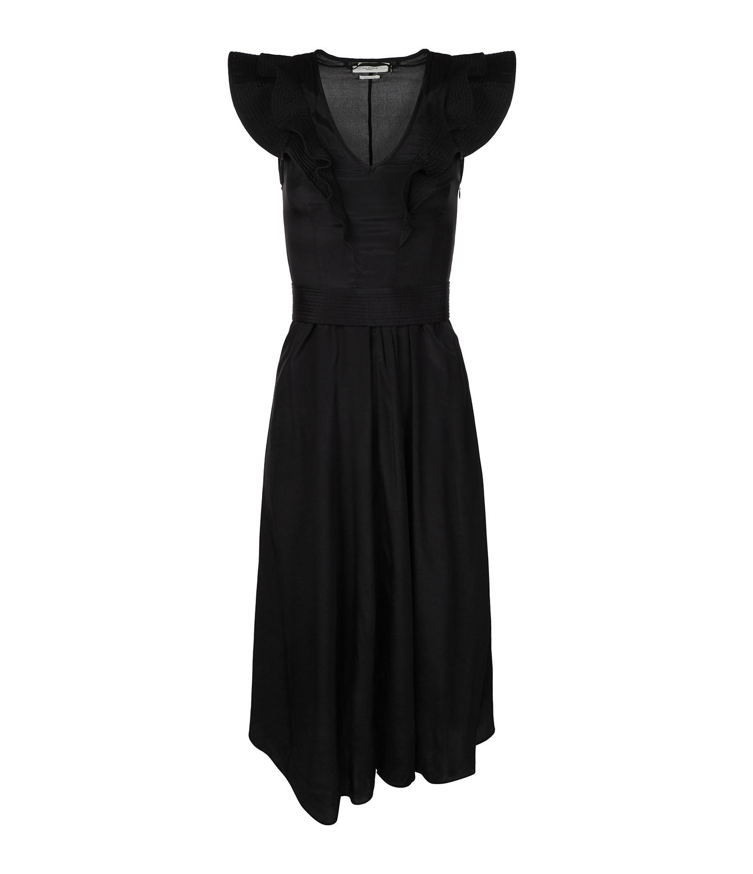 ISABEL MARANT ÉTOILE - Robe Coraline Noir