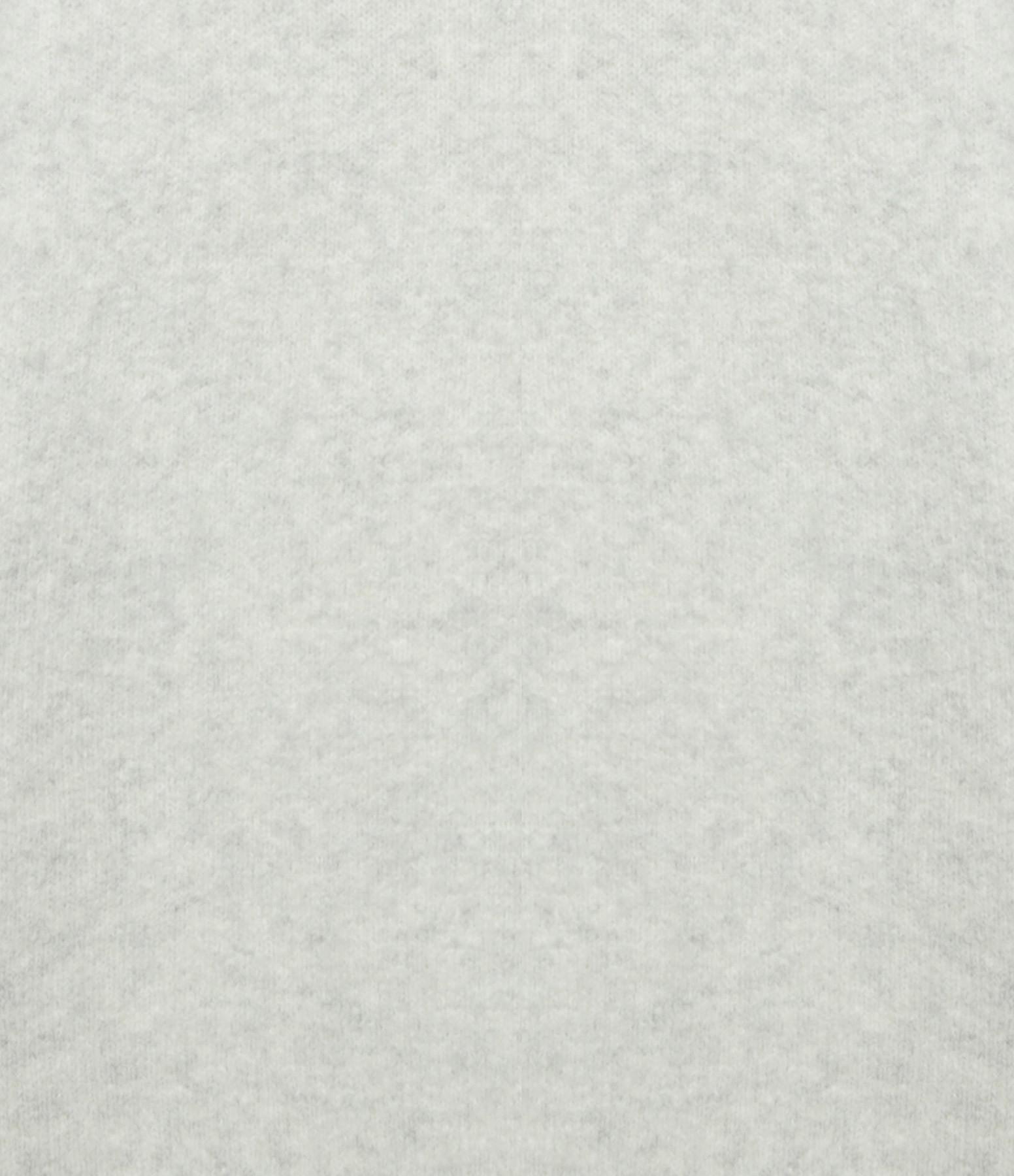 ISABEL MARANT ÉTOILE - Robe Danaelle Coton Gris Clair