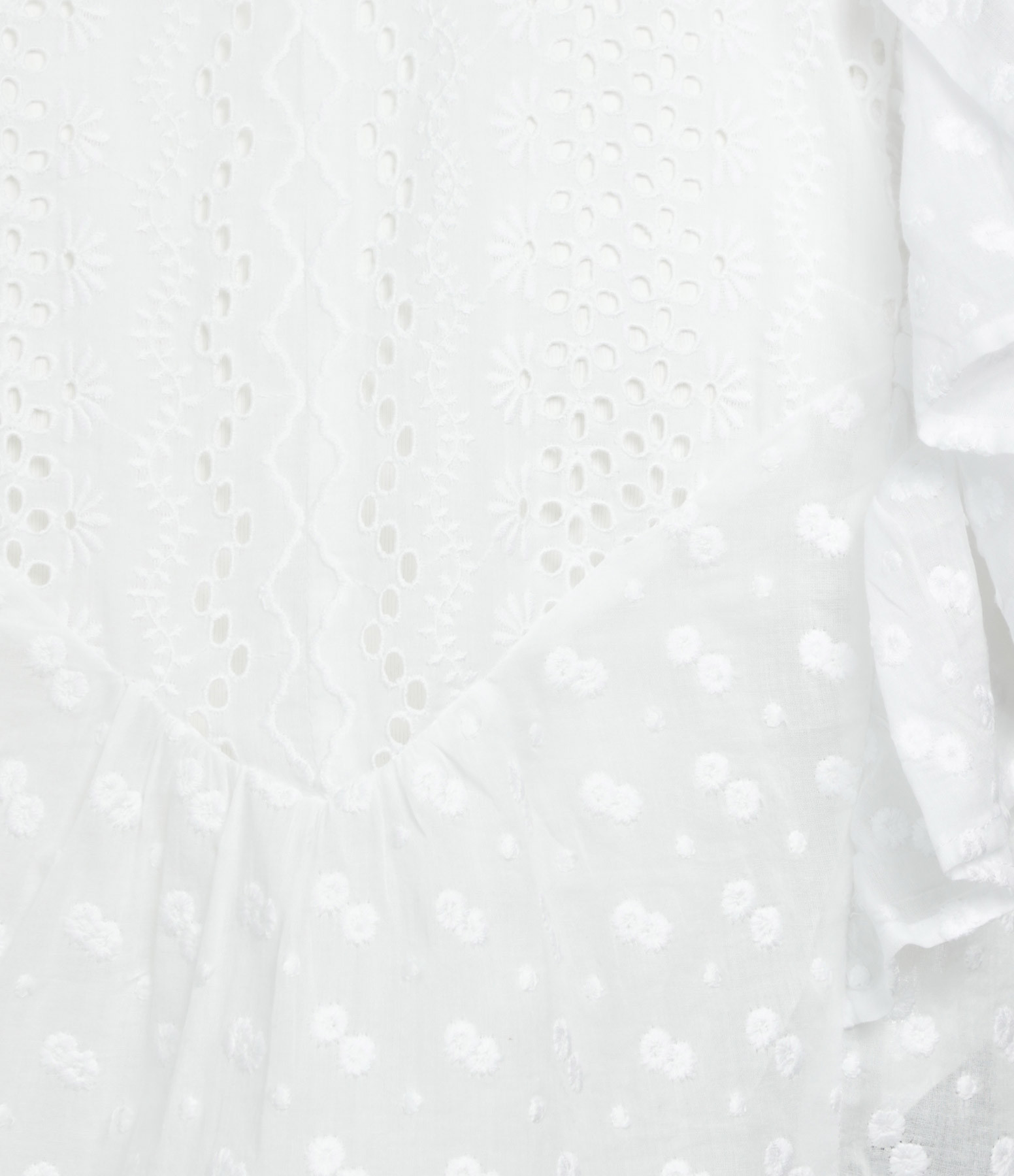 ISABEL MARANT ÉTOILE - Top Tizaina Coton Blanc