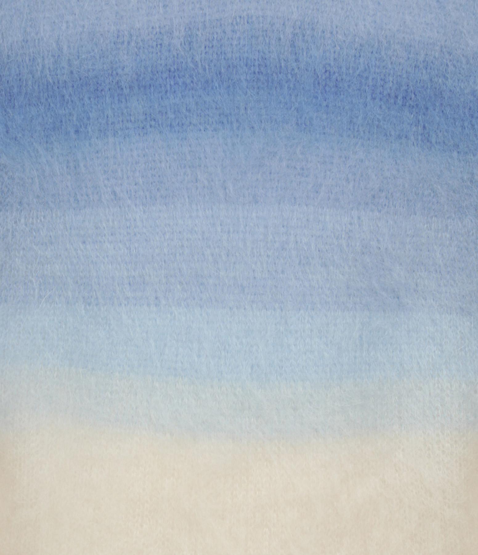 ISABEL MARANT ÉTOILE - Pull Delphi Mohair Bleu