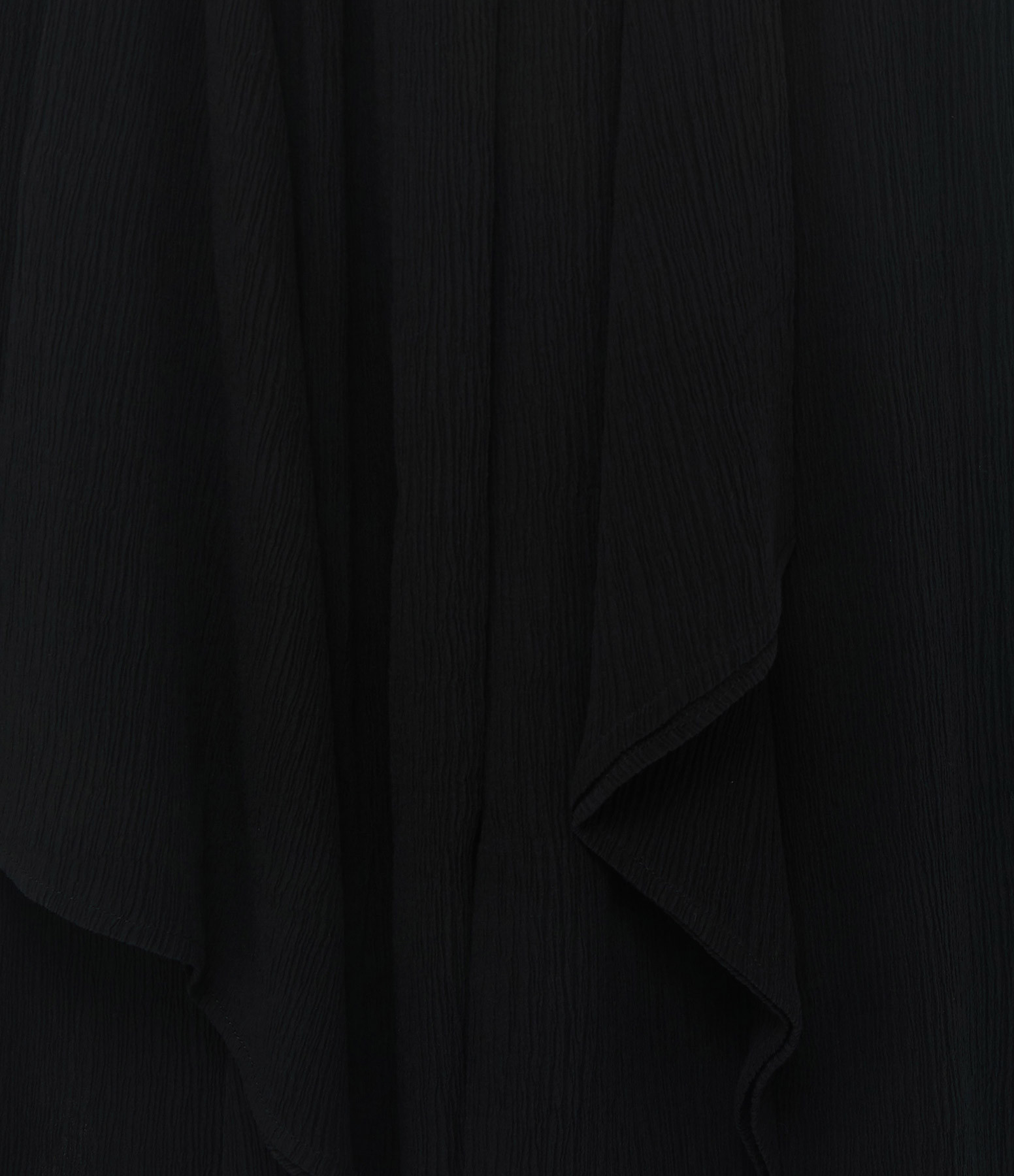 ISABEL MARANT - Jupe Darnae Coton Soie Noir