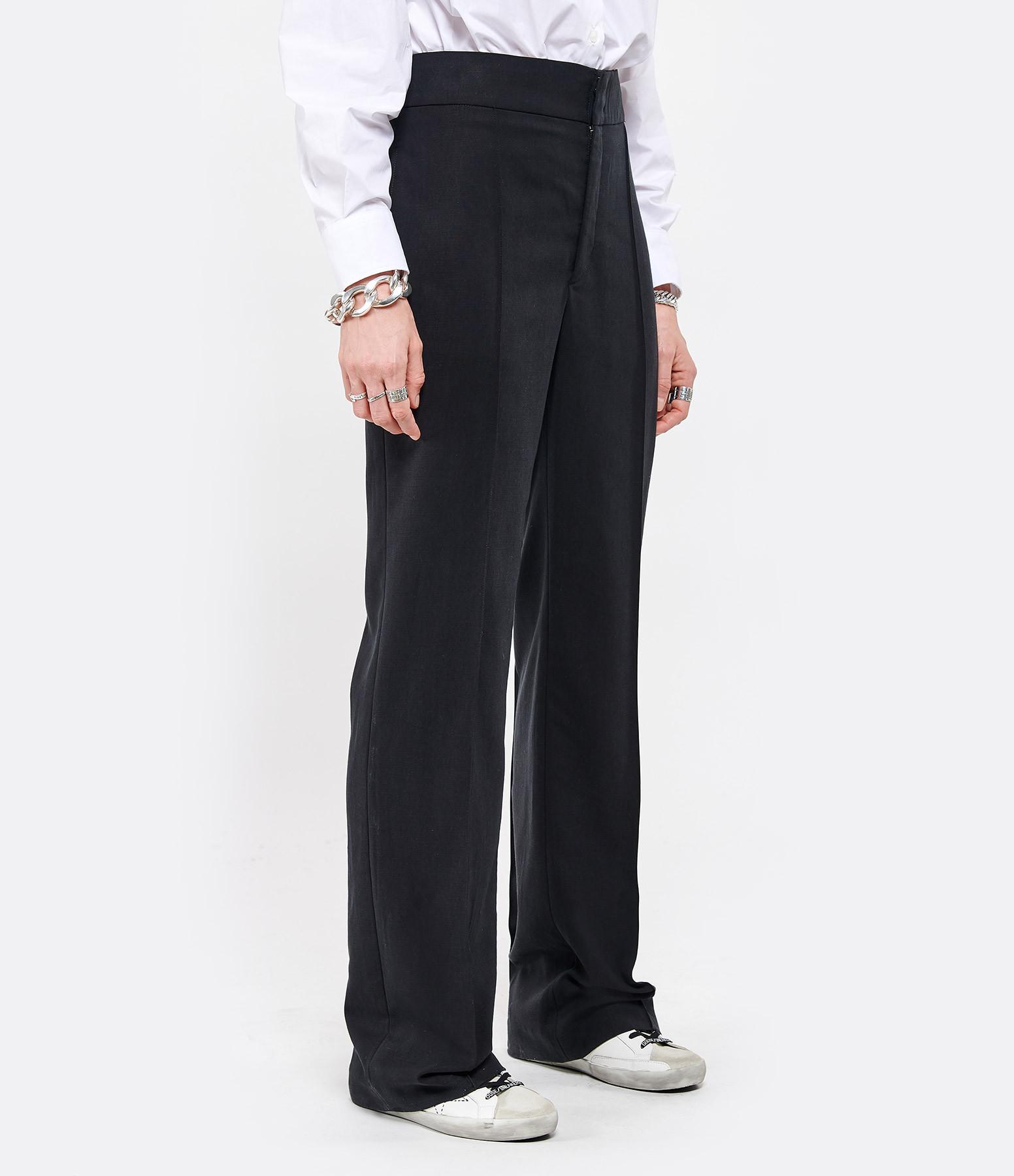 ISABEL MARANT - Pantalon Sorokia Noir