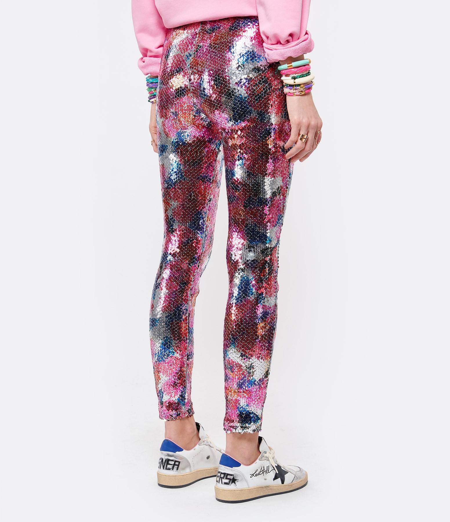 ISABEL MARANT - Pantalon Odizia Multicolore