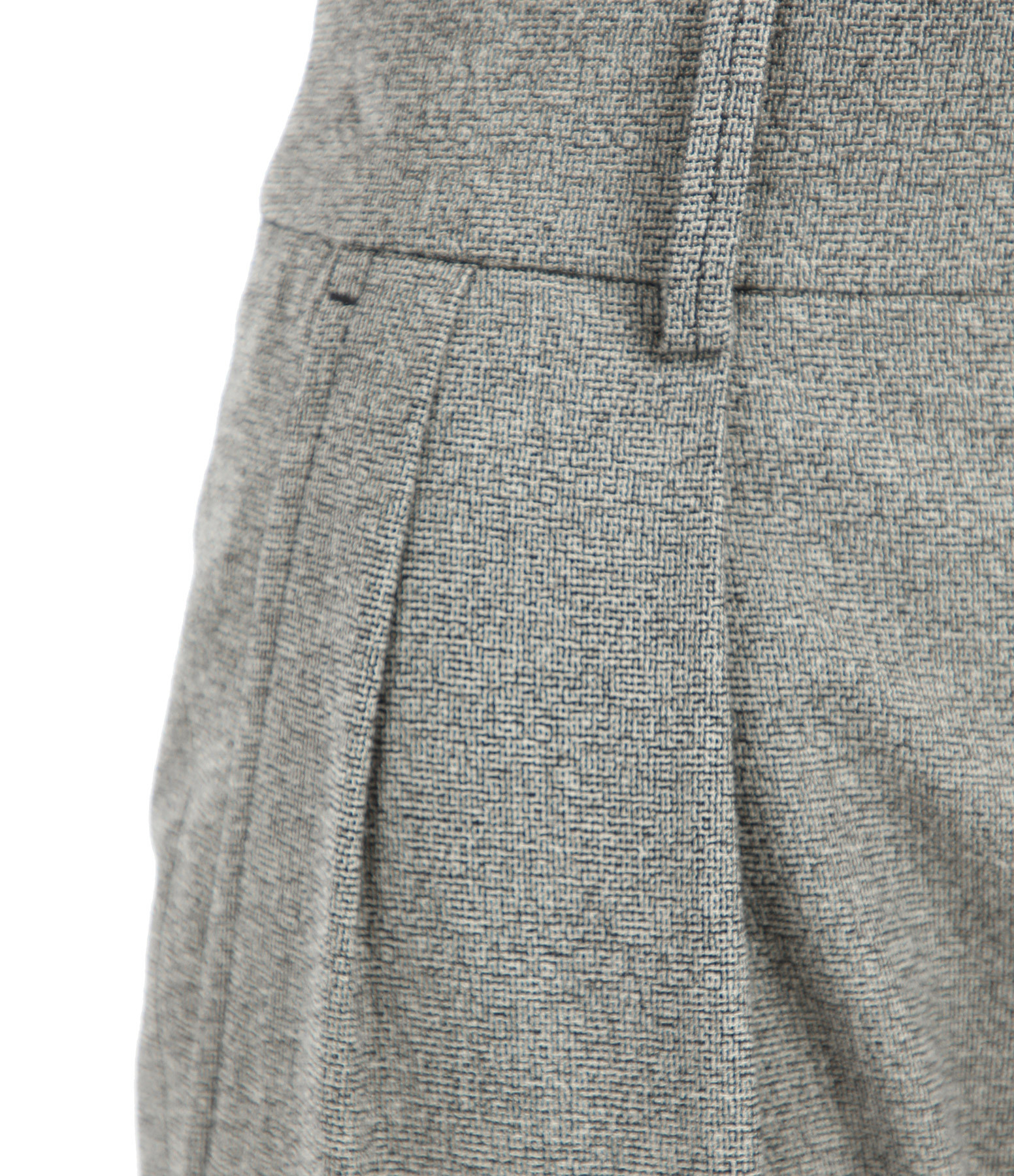 ISABEL MARANT - Pantalon Oceyo Gris