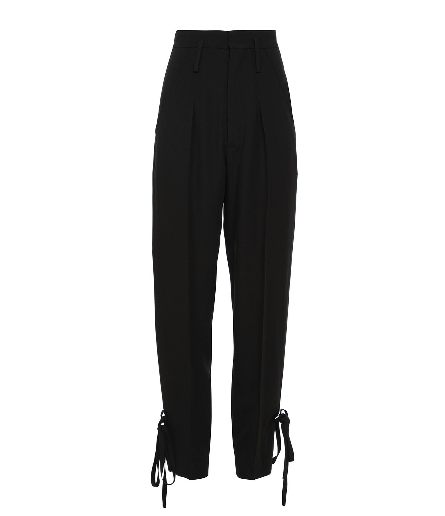 ISABEL MARANT - Pantalon Racomi Noir