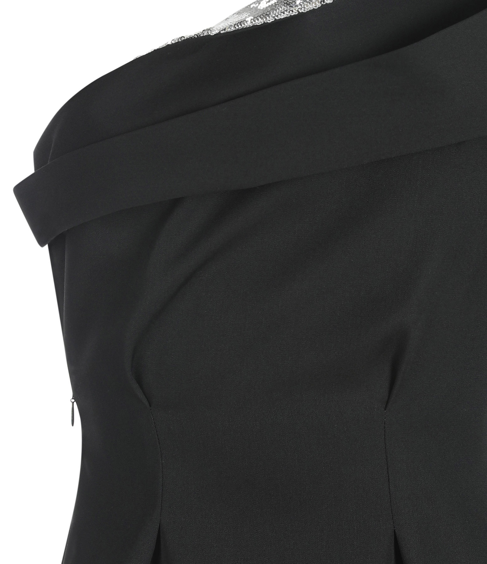 ISABEL MARANT - Robe Lidia Laine Noir
